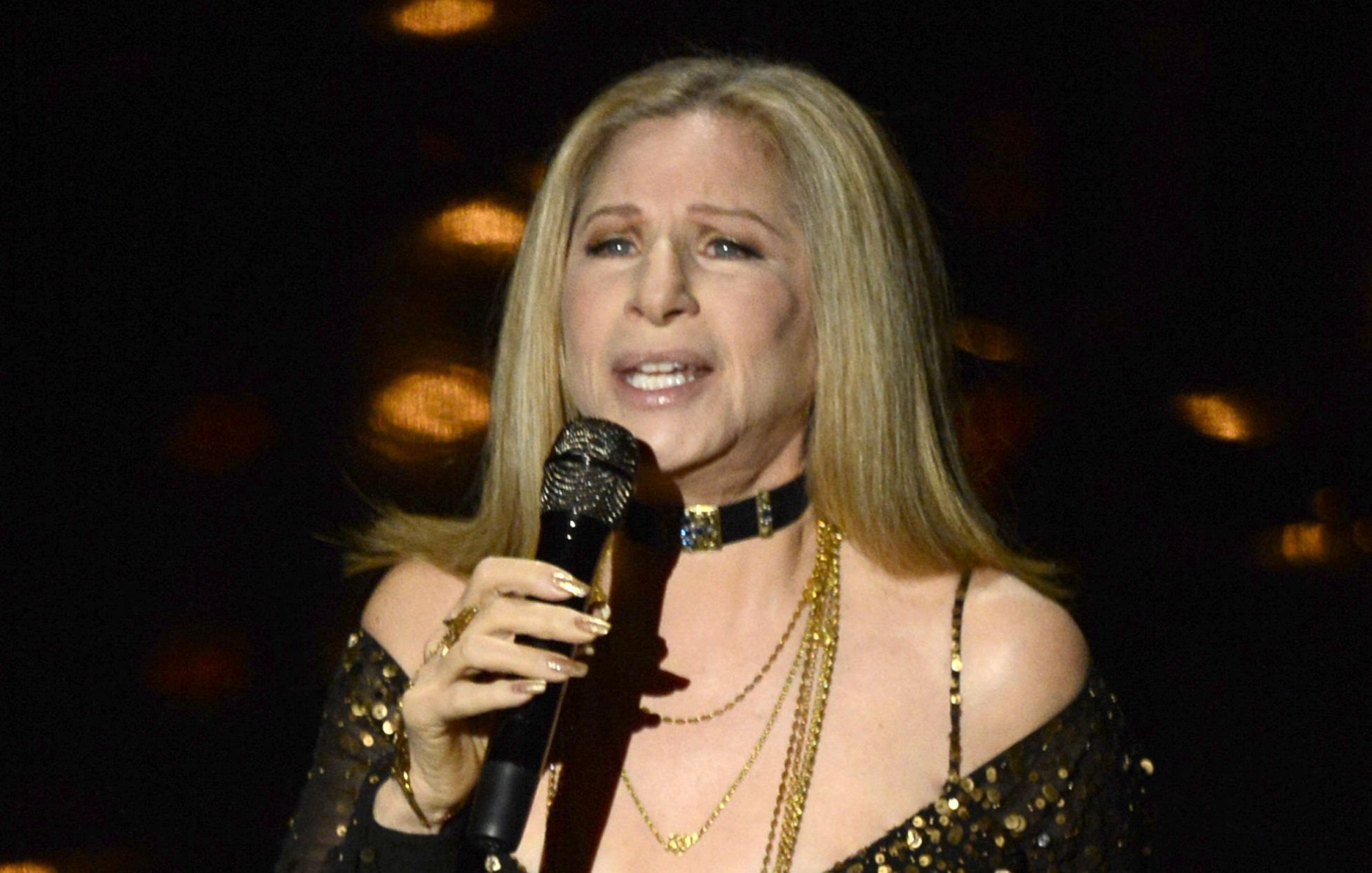 Singer/actress Barbra Streisand (Kevin Winter/Getty Images)
