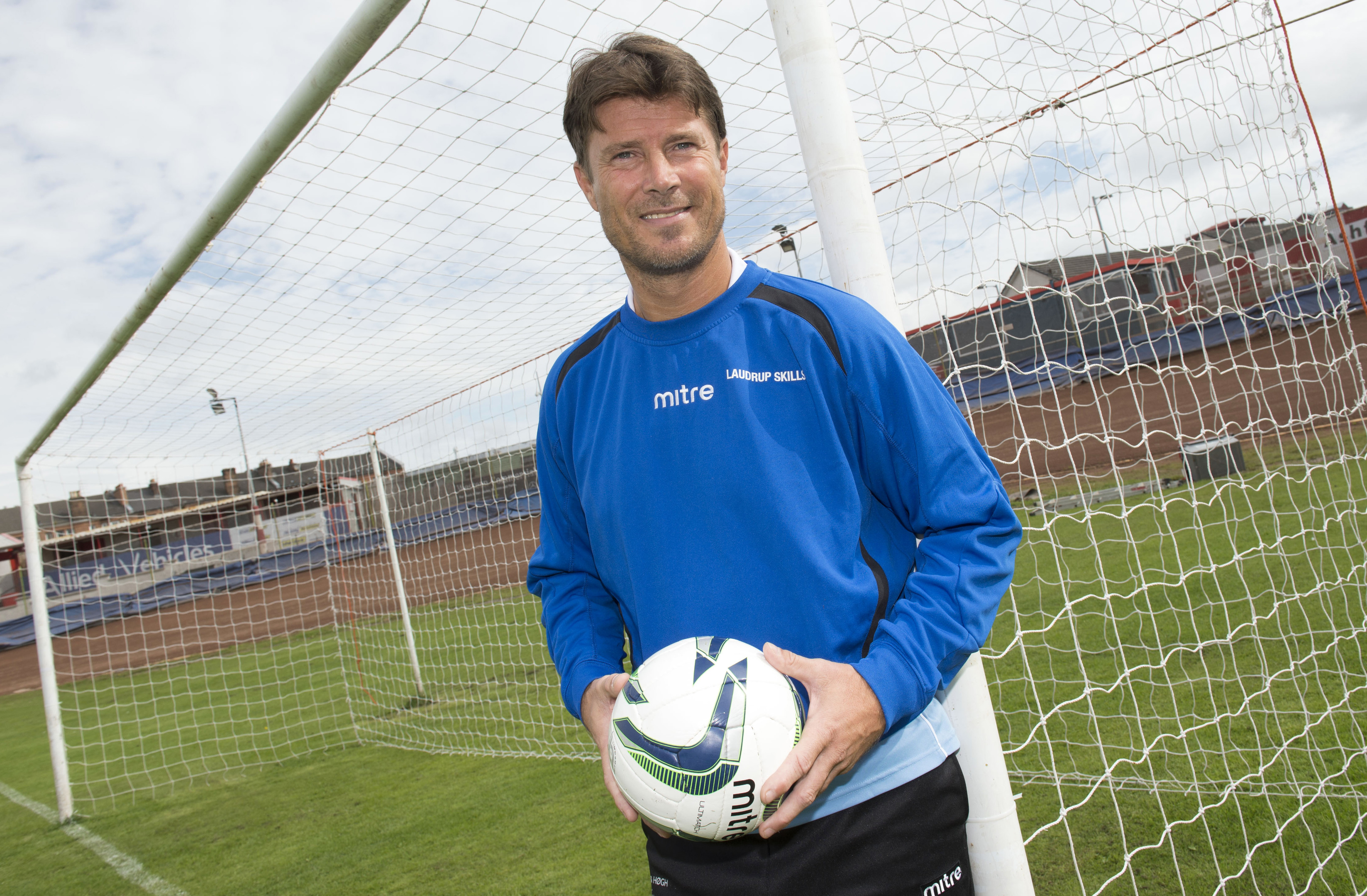Formers Rangers ace Brian Laudrup (SNS Group)