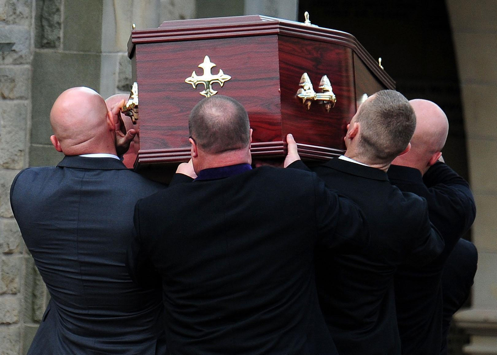 The cost of a funeral has more than doubled in little over a decade (Owen Humphreys/PA Wire)
