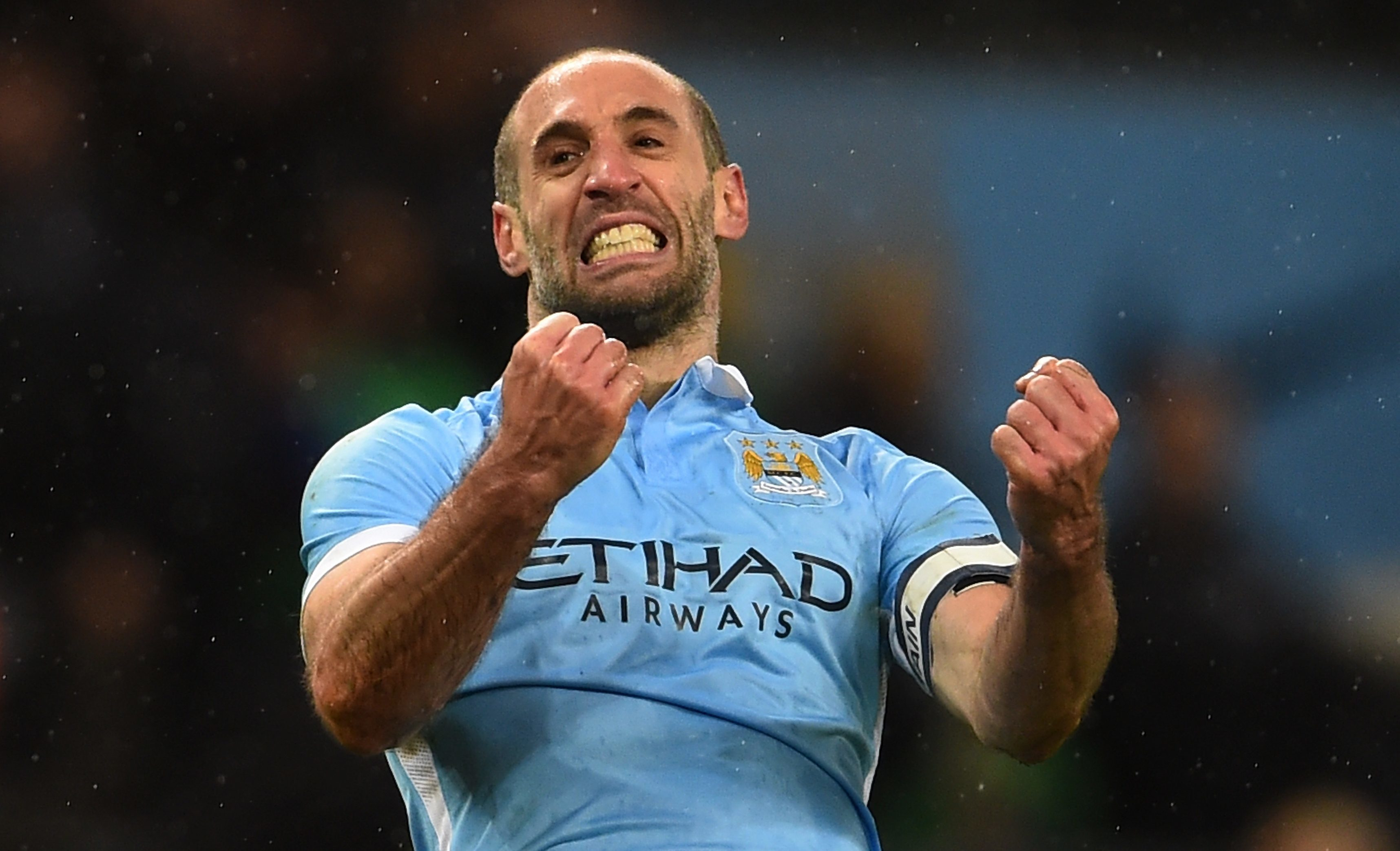Pablo Zabaleta (Laurence Griffiths/Getty Images)