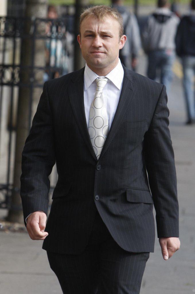 Michael Ross (Danny Lawson / PA Wire)