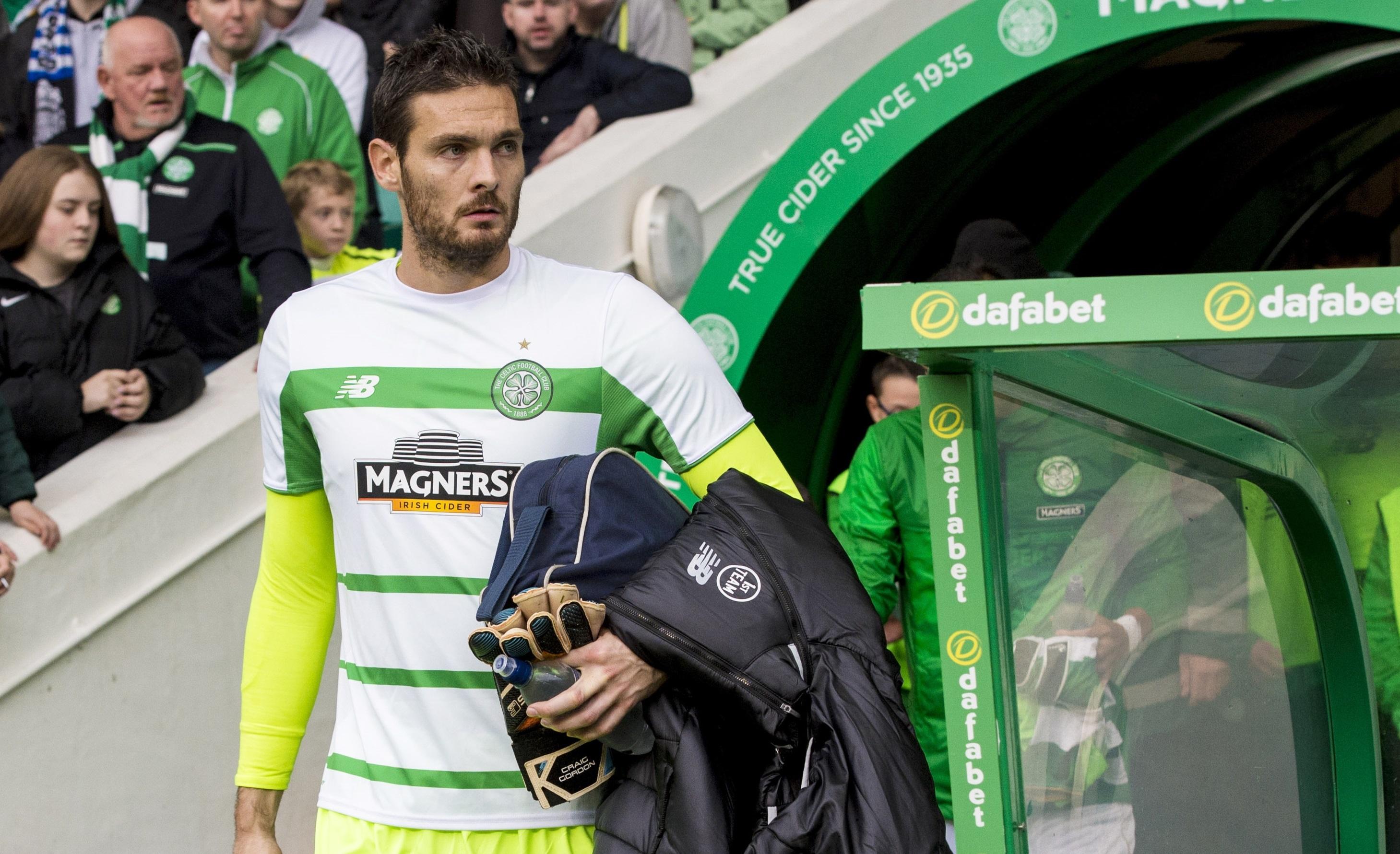 Celtic goalkeeper Craig Gordon (SNS Group / Craig Williamson)