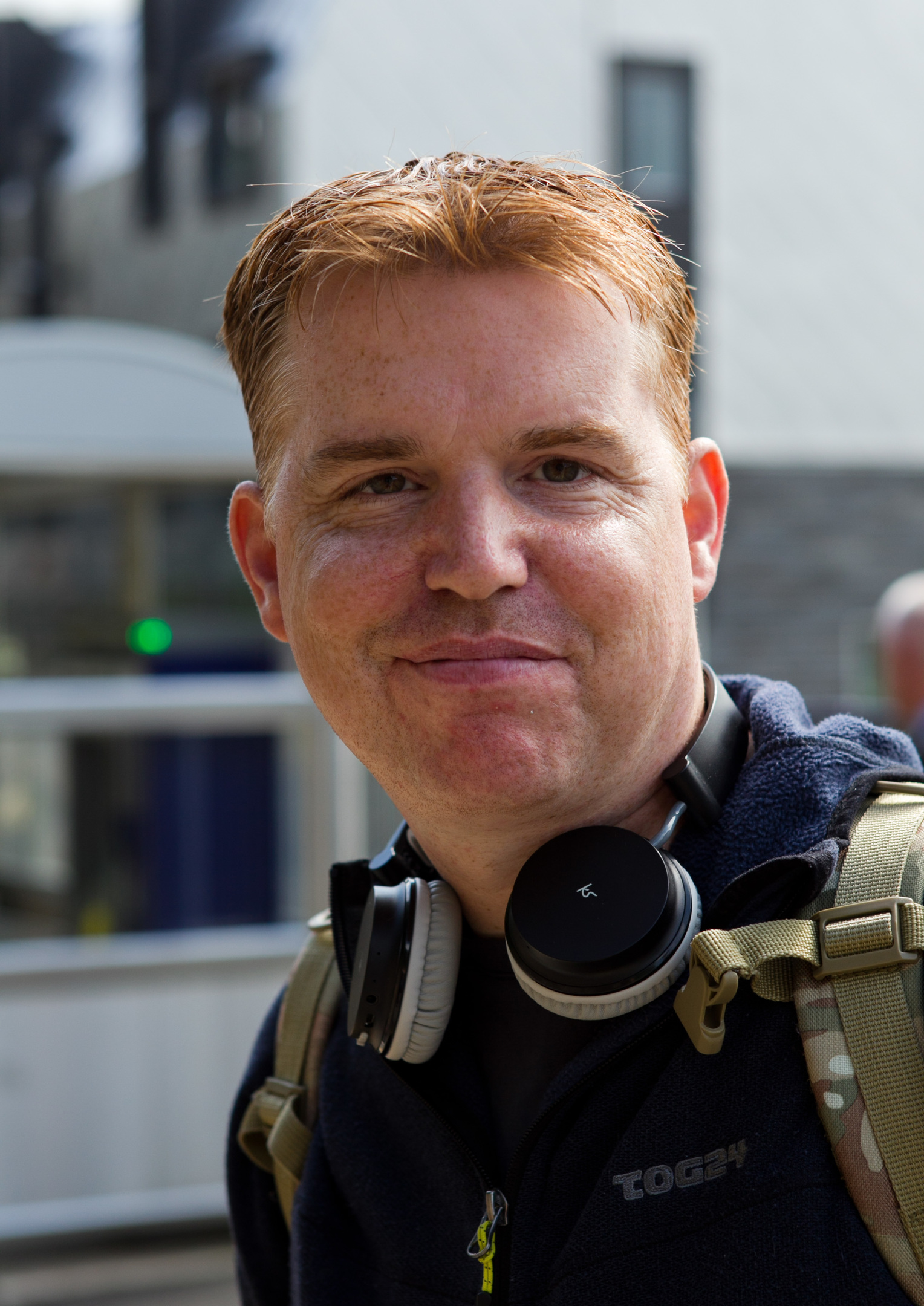 Richard Crane (Andrew Cawley/Sunday Post)