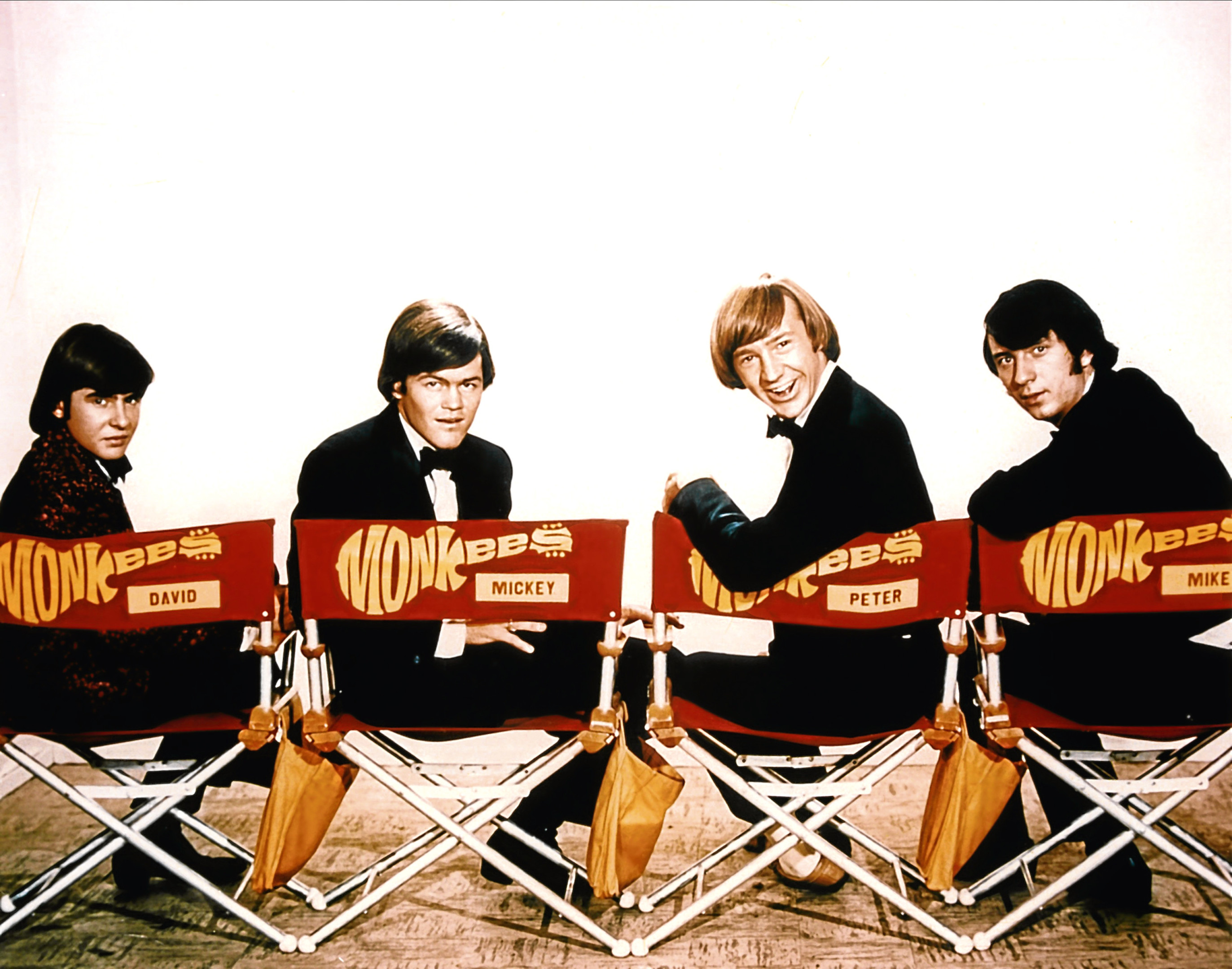 The Monkees, 1966 (Allstar/NBC)