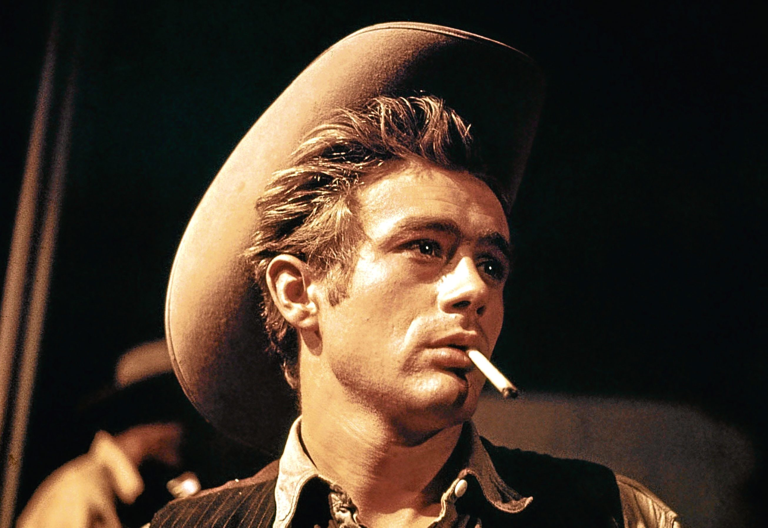 James Dean in Giant, 1956 (Allstar/WARNER BROS)