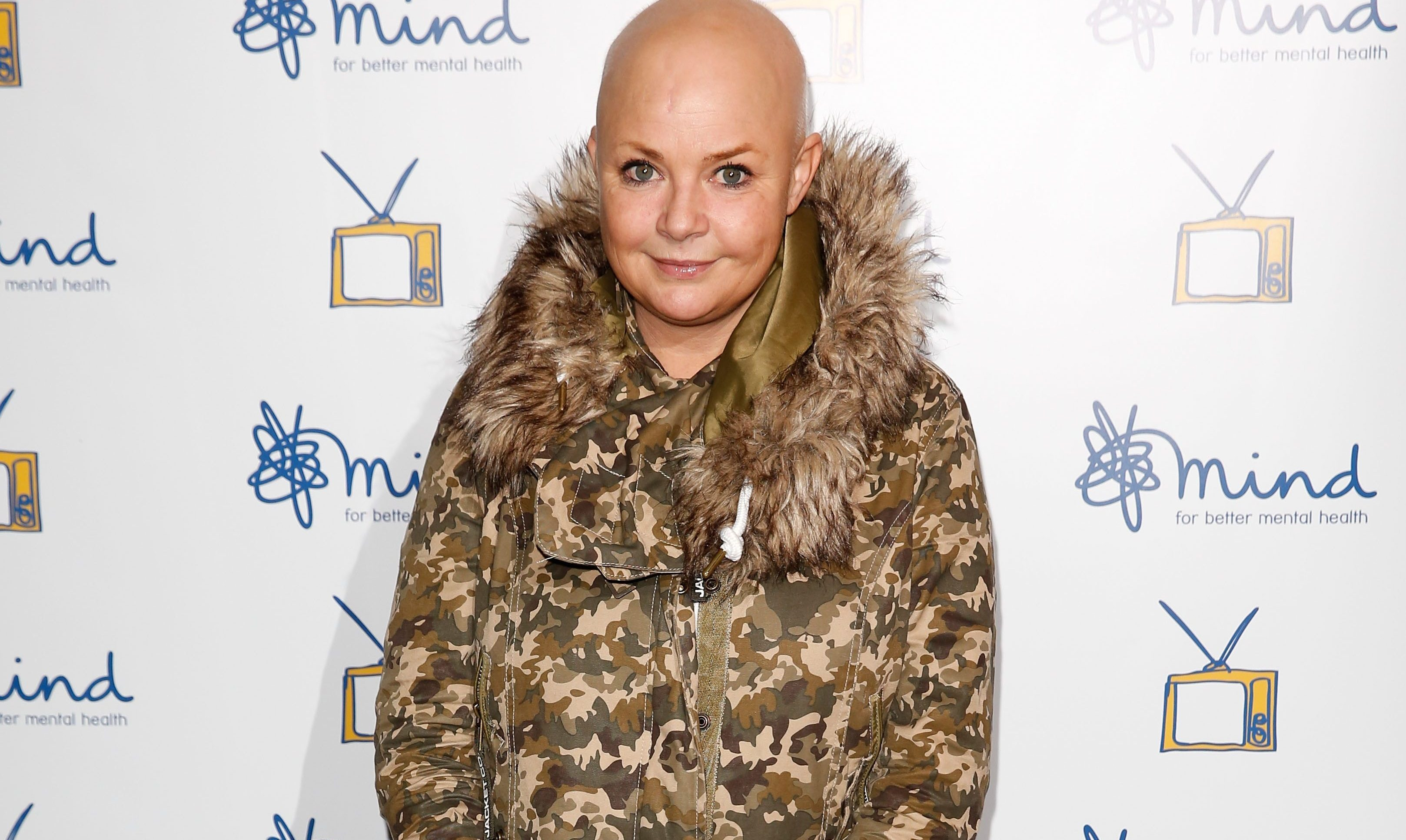 Gail Porter attends the MIND Media Awards at BFI Southbank (Photo by Tim P. Whitby/Getty Images)