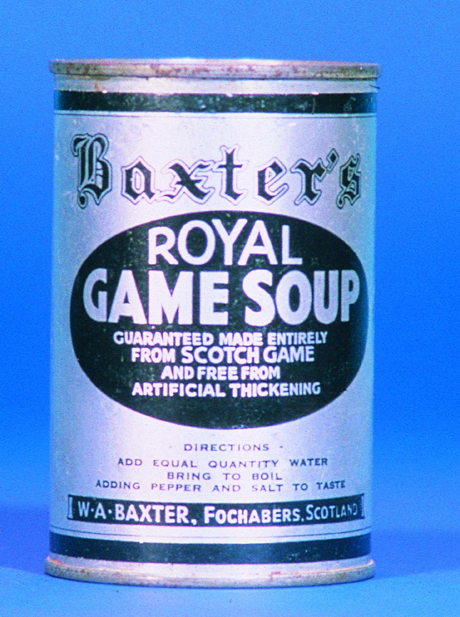 Baxter's Original Royal Game Soup