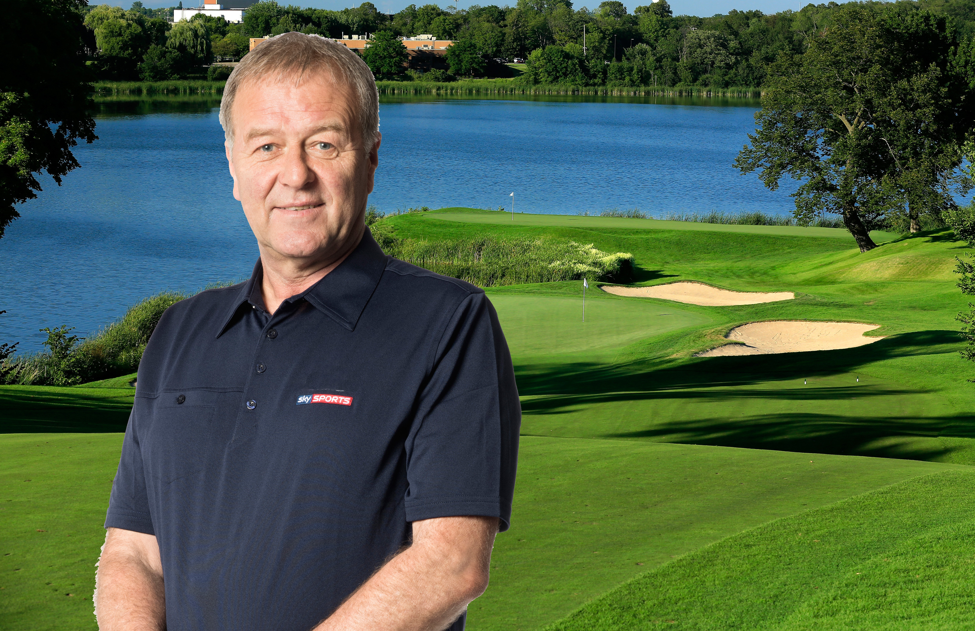 Ewen Murray looks ahead to the Ryder Cup