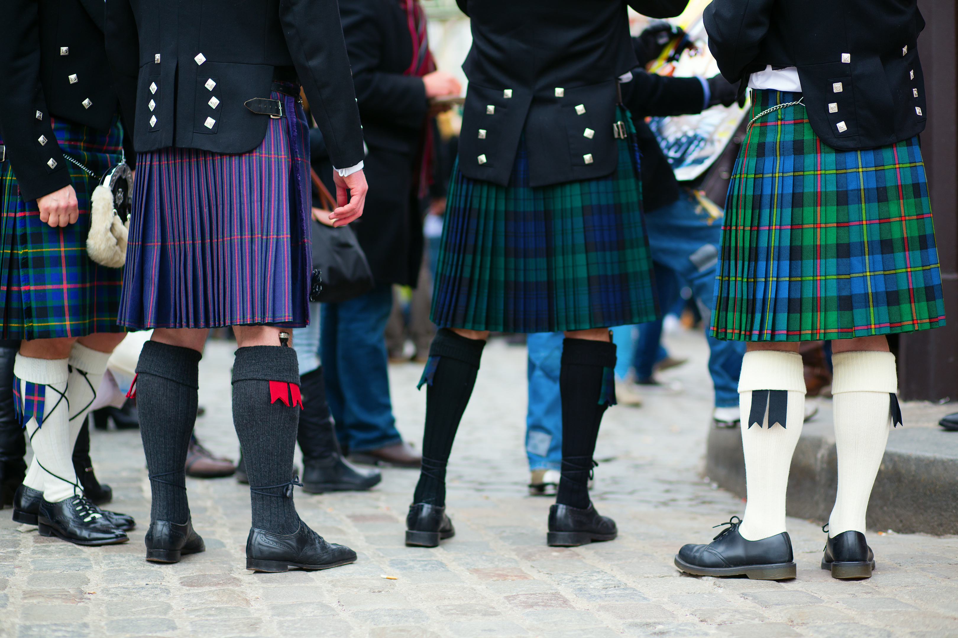 Kilts (Getty Images)