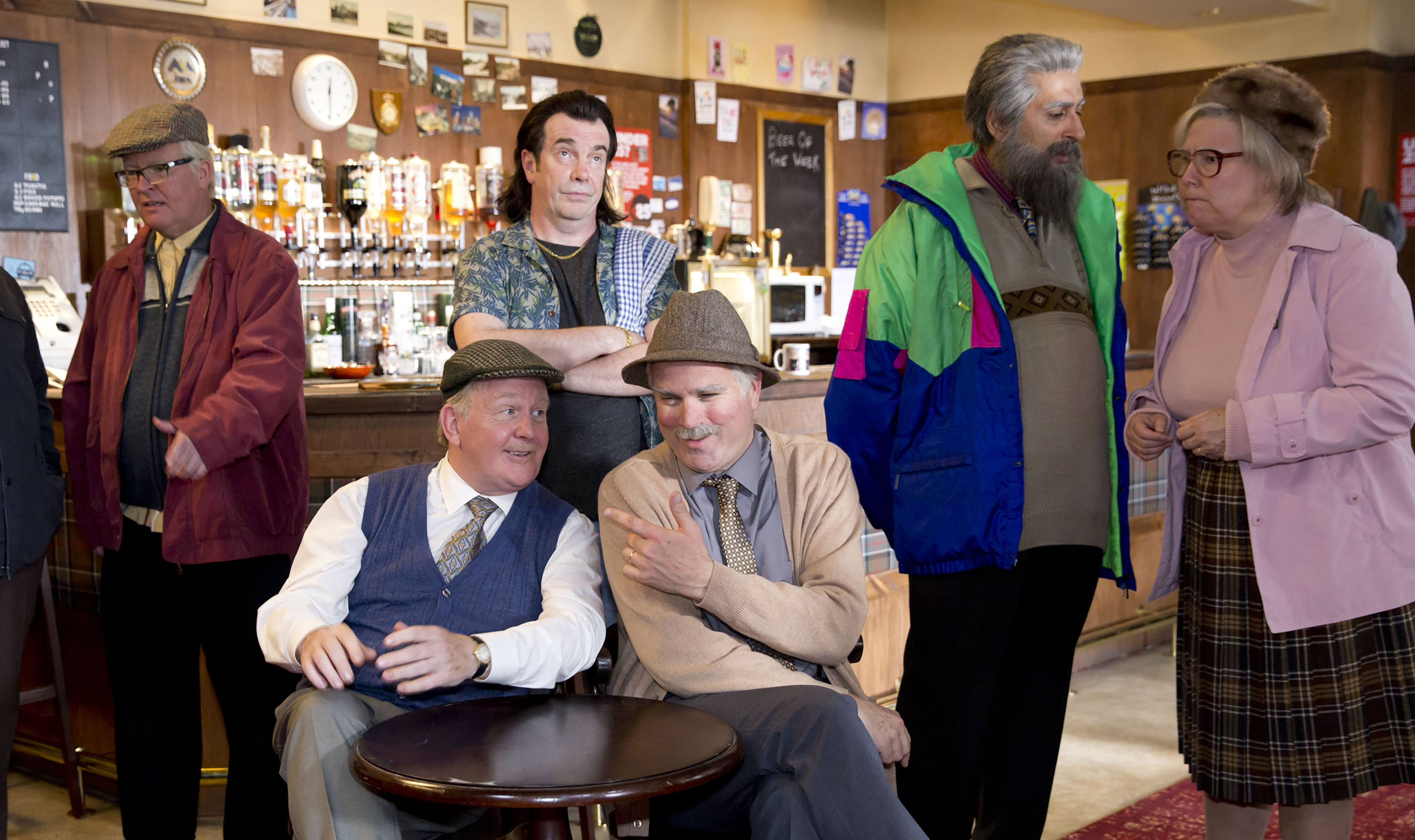 Still Game cast (BBC Scotland)