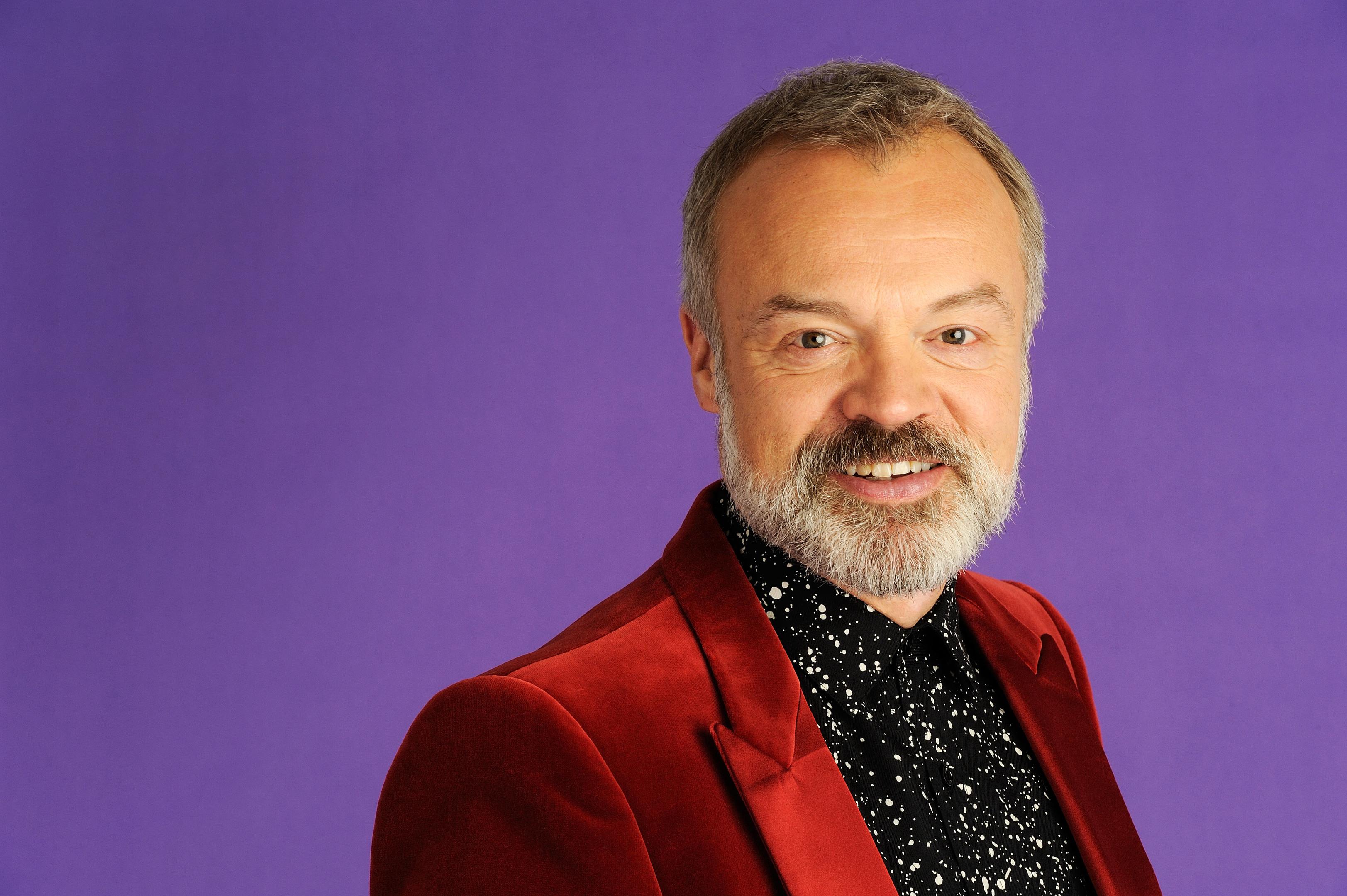 Graham Norton - of The Graham Norton Show (So Television/ Christopher Baines)