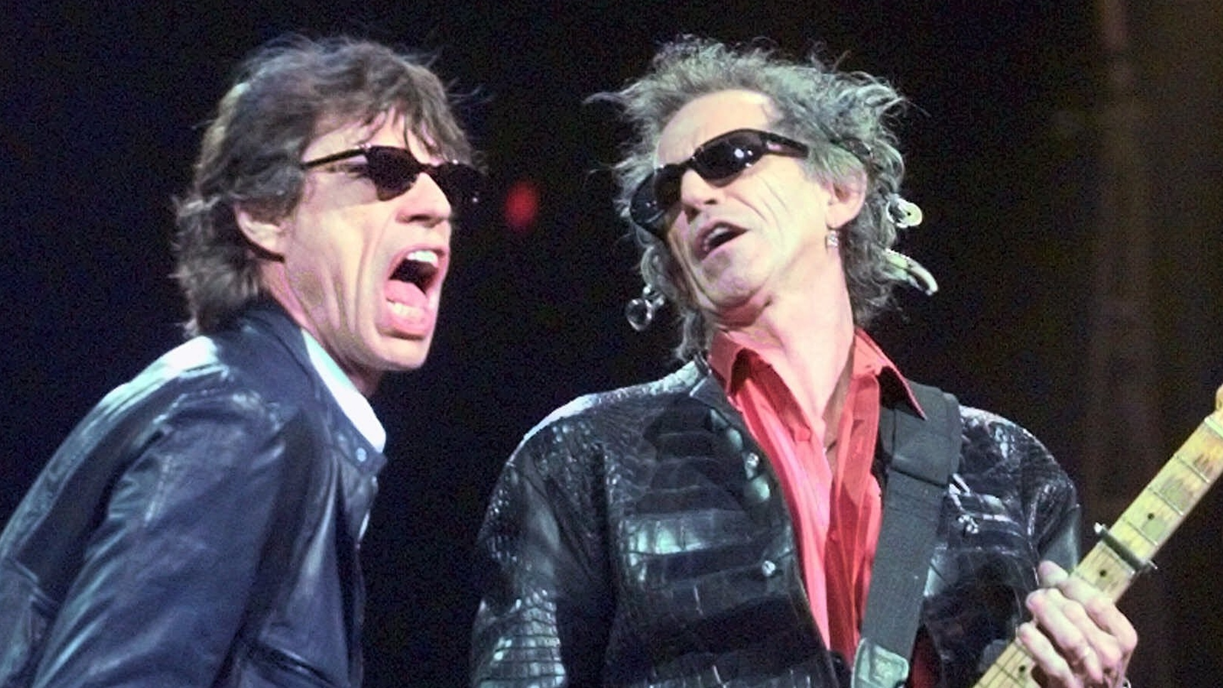 The Rolling Stones (PA)