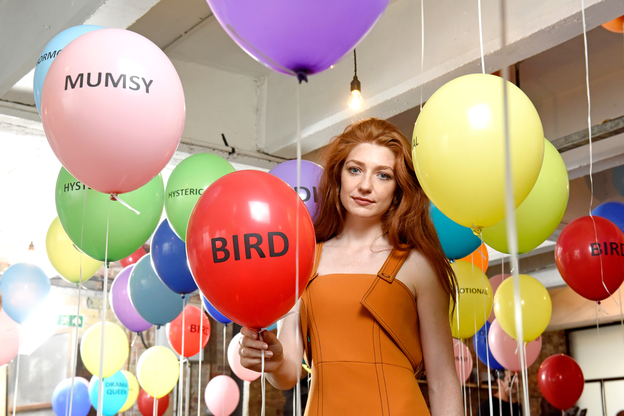 Former Girls Aloud star Nicola Roberts is fronting the campaign
