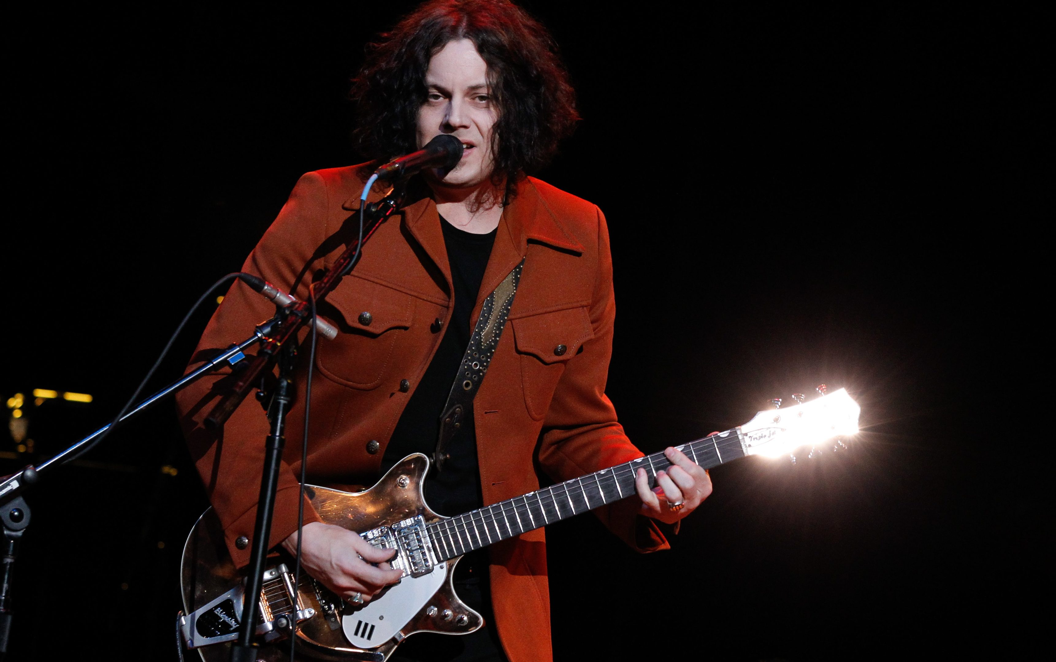 Jack White (Terry Wyatt/Getty Images)
