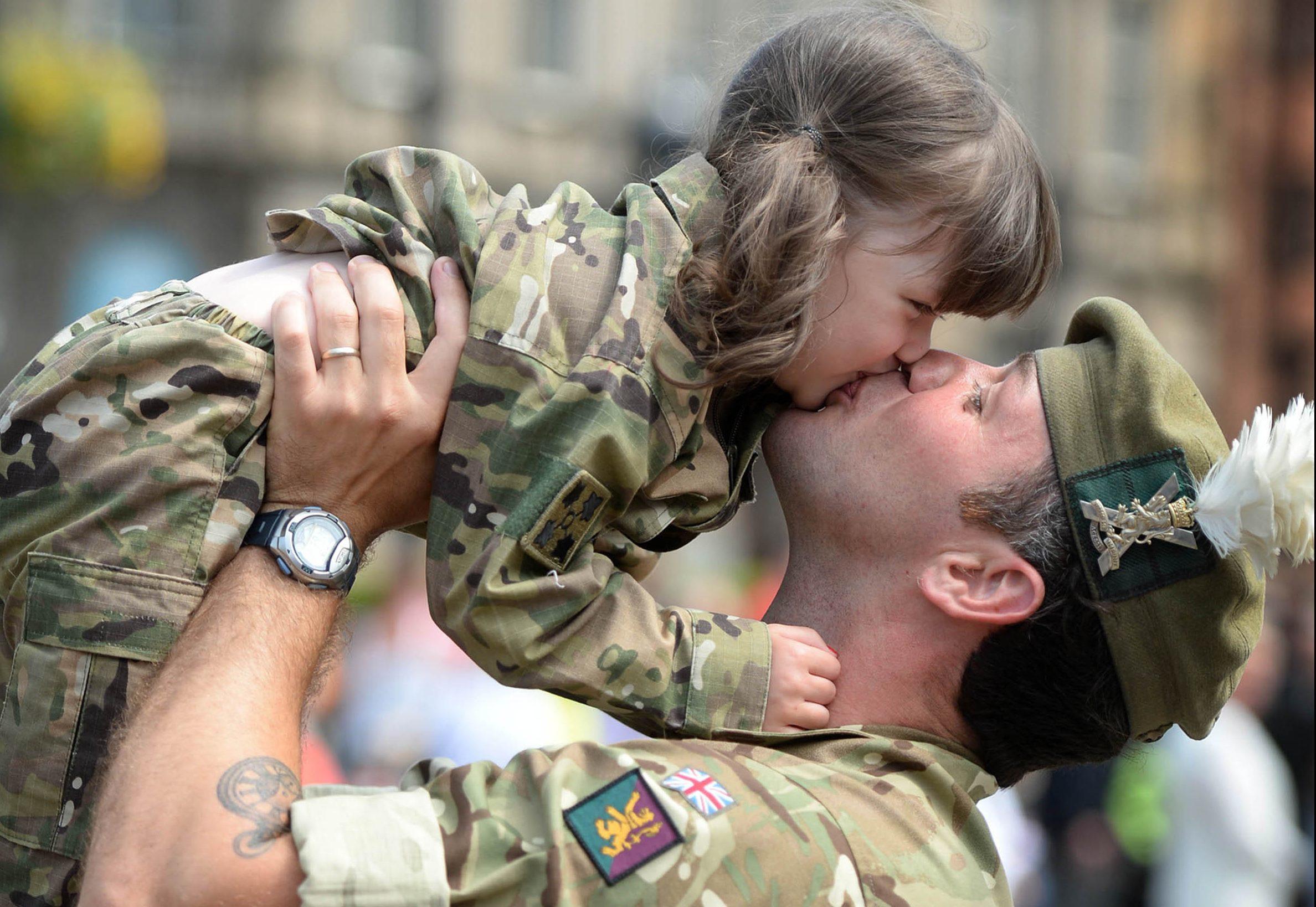 (Mark Owens/Army HQ Scotland/PA Wire)