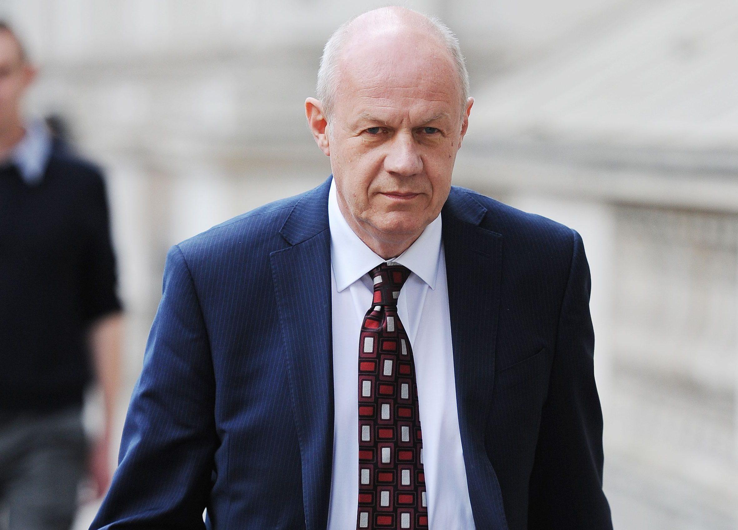 Work and Pensions Secretary Damian Green (Andrew Matthews/PA)