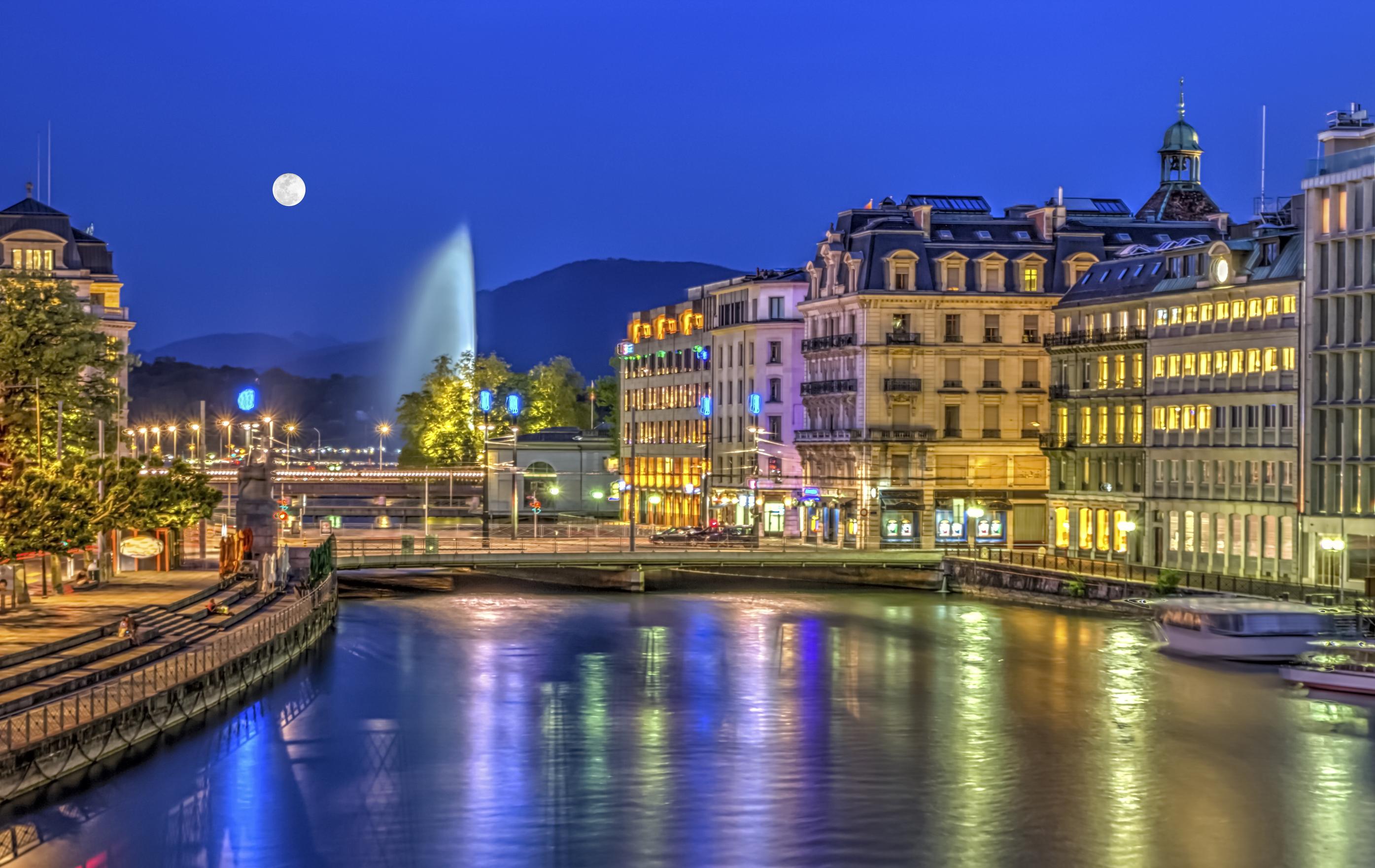 Geneva, Switzerland (Getty)