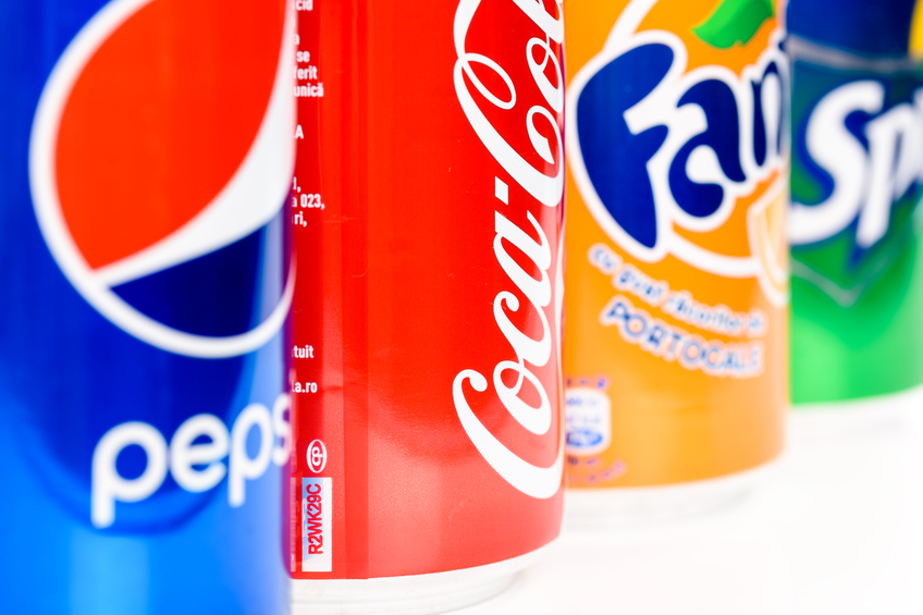 A serious soft drink habit consisting of at least five drinks boosted the likelihood of having the disease 10.5 times (Getty)