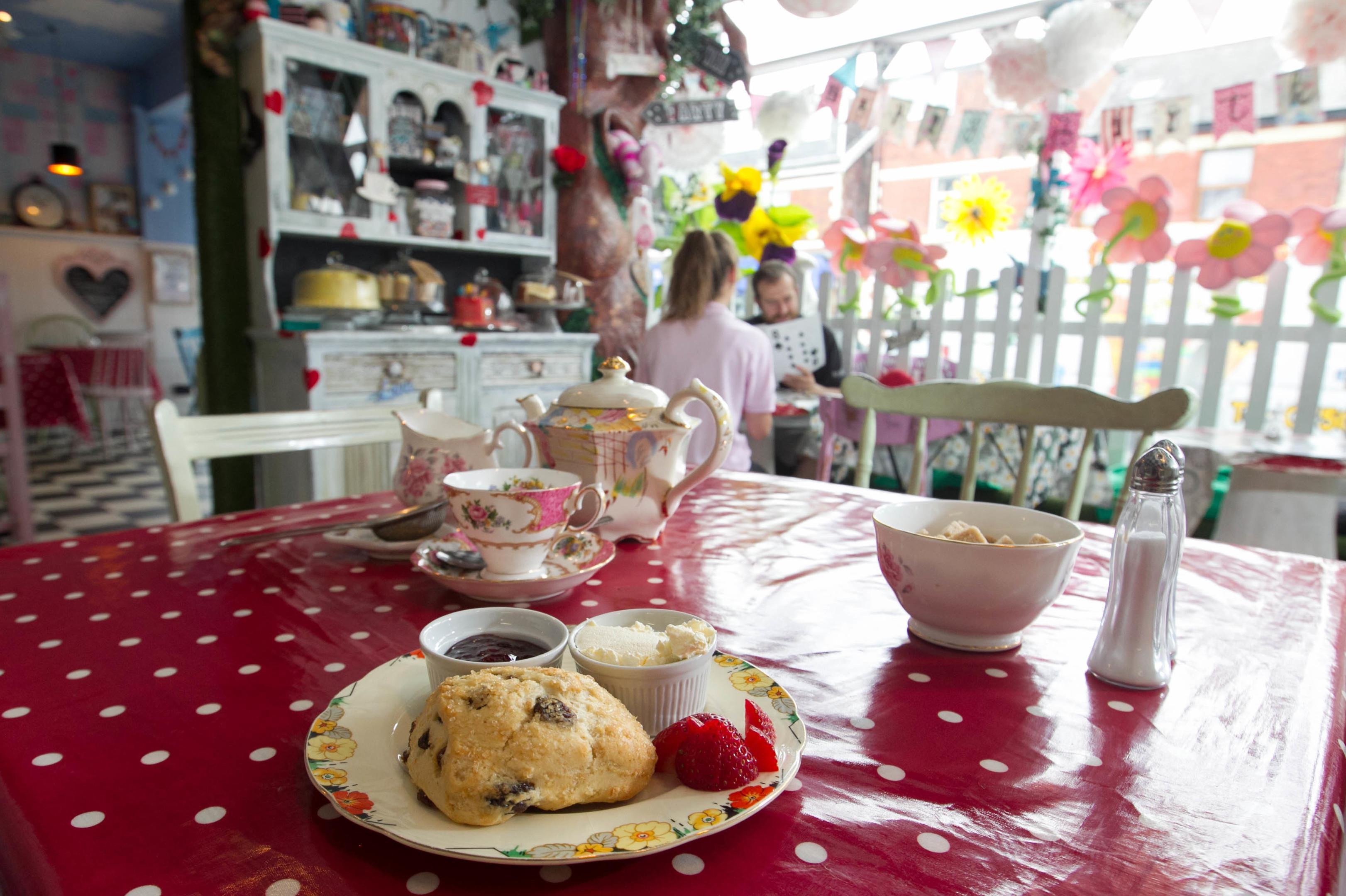 Alice's Tearoom (Chris Austin / DC Thomson)