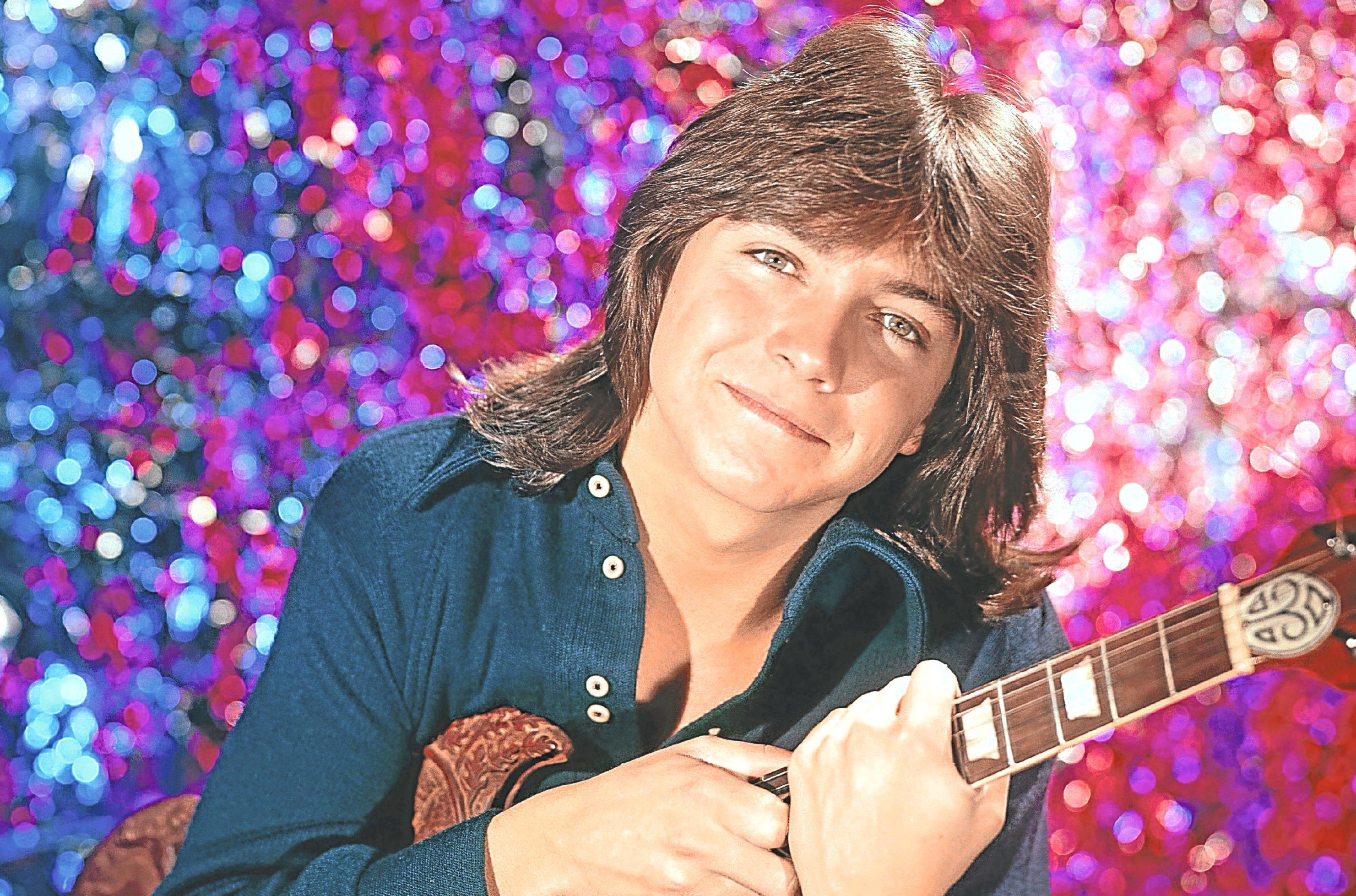 David Cassidy in The Partridge Family, 1970 (Allstar/ABC)