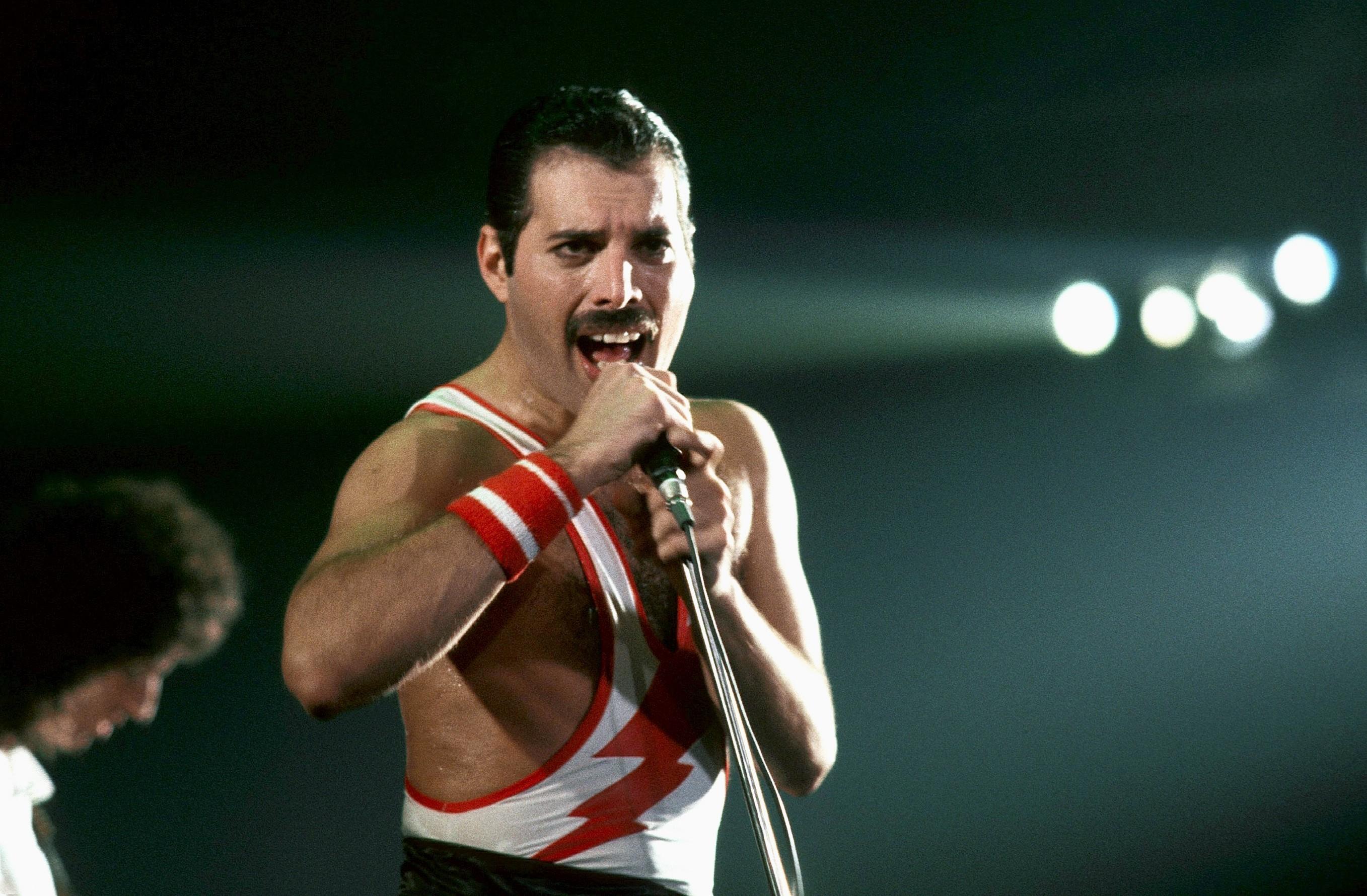 Freddie Mercury (Allstar)