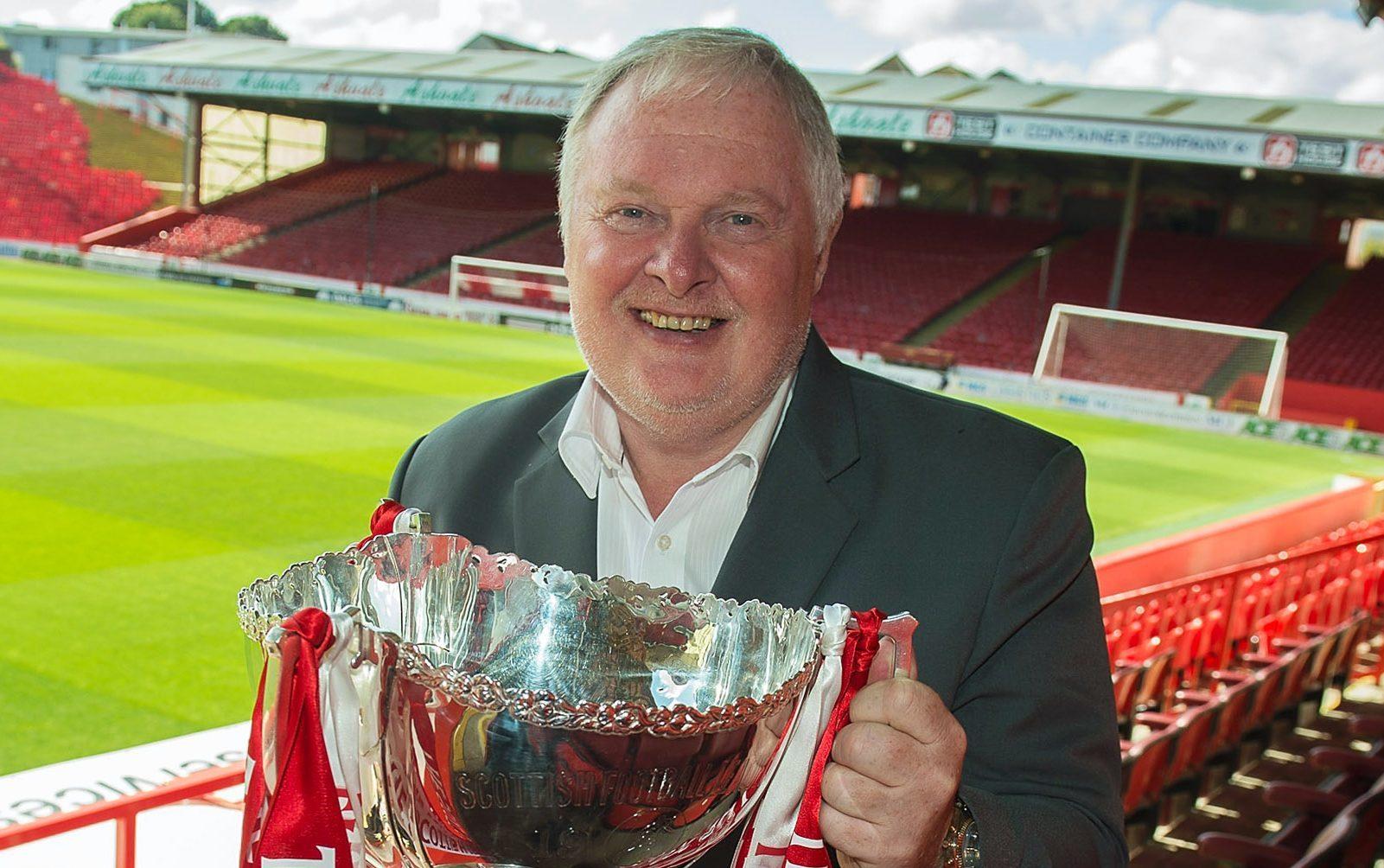 Former Aberdeen player Joe Harper (SNS Group)