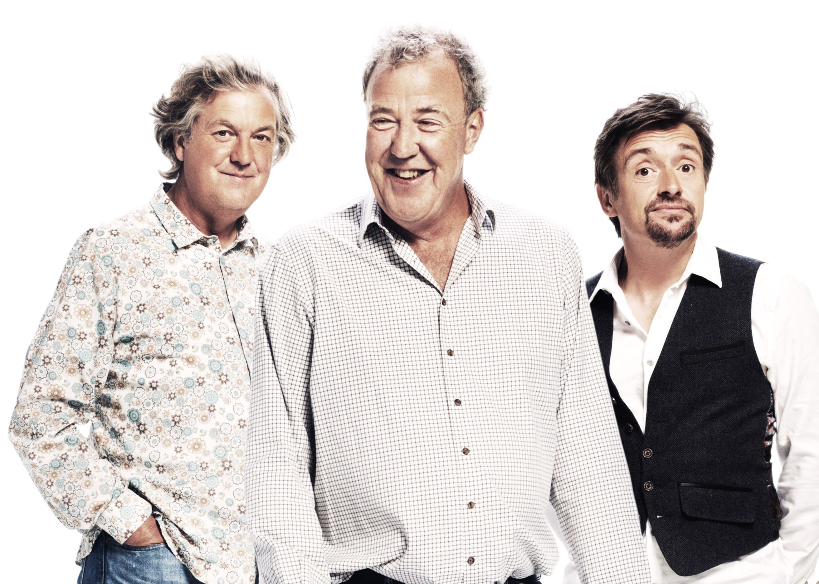 The Grand Tour with Jeremy Clarkson (PA/Amazon Prime)