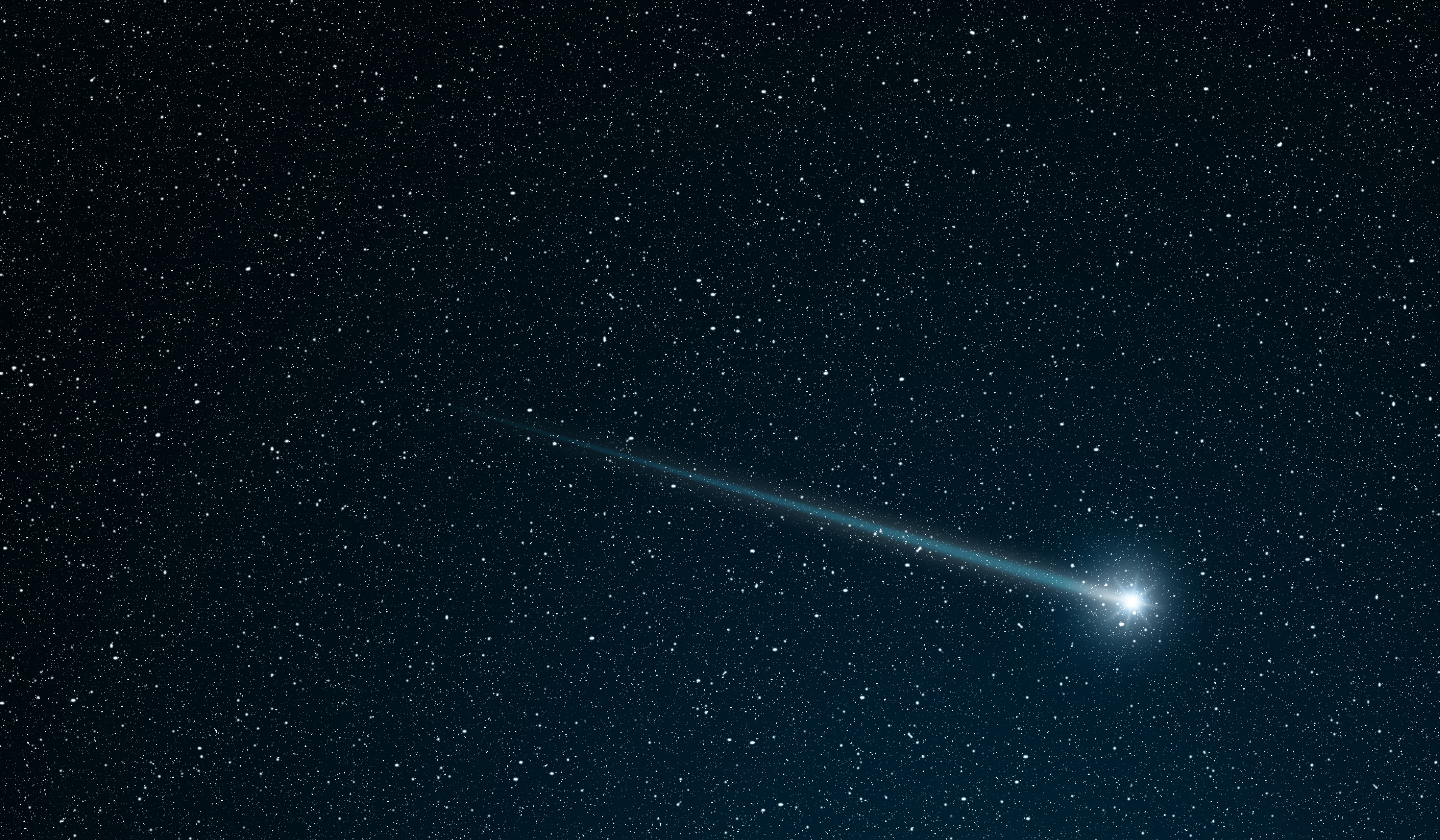 A meteor (Getty Images)