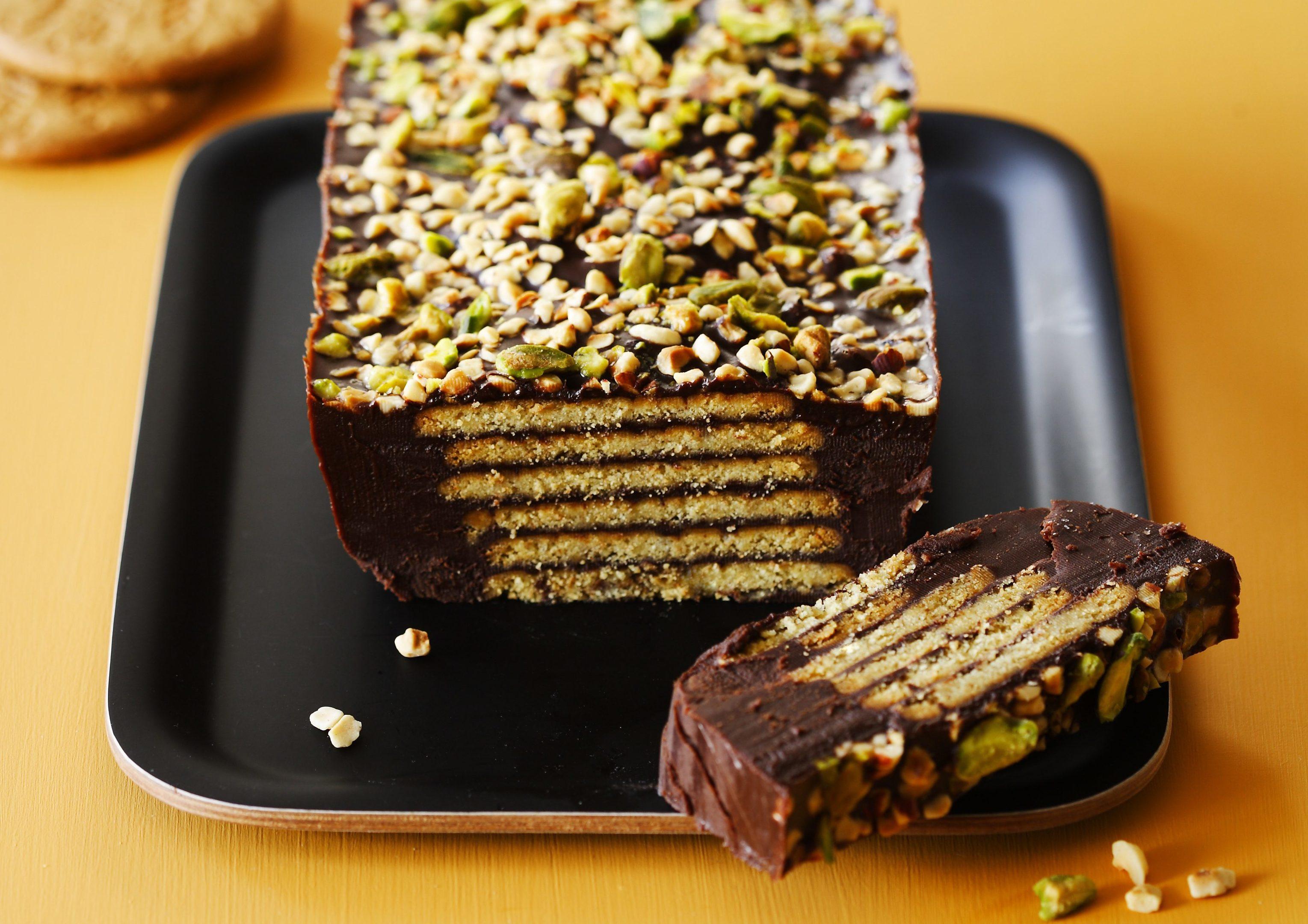 Chocolate Digestive Cake (McVitie's)