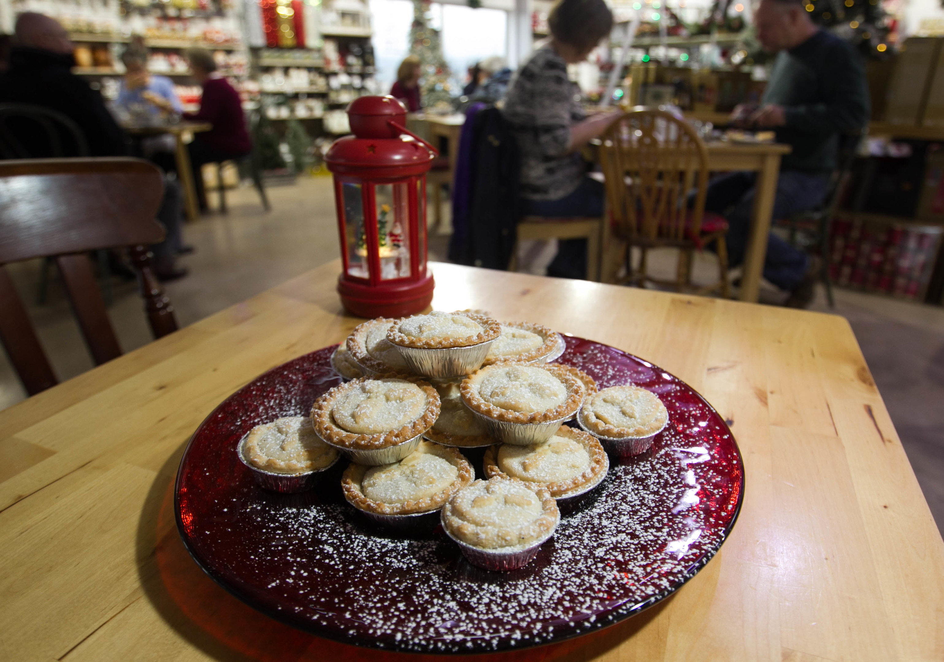 Pine Cone Cafe (Chris Austin / DC Thomson)