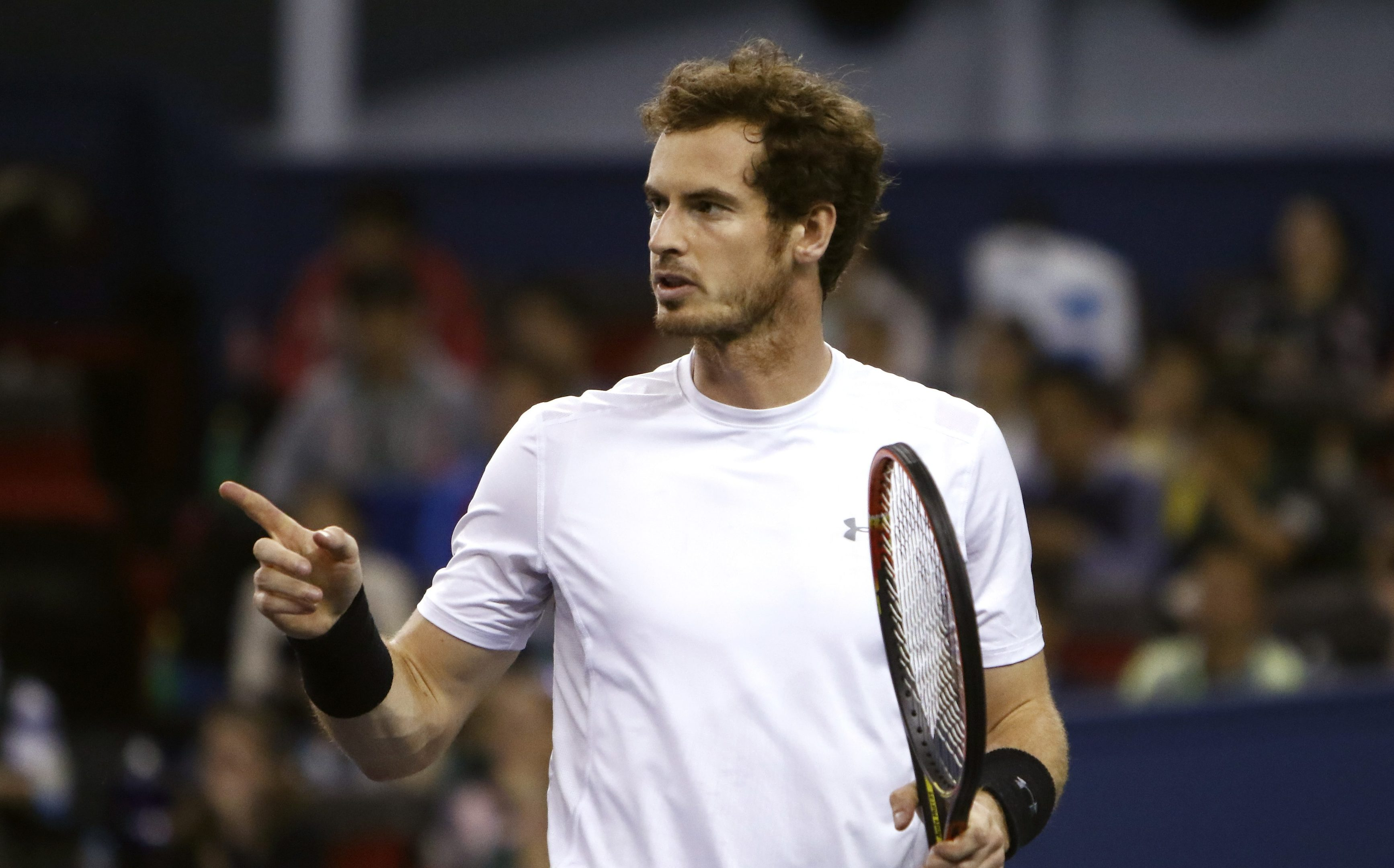 Andy Murray (Kevin Lee/Getty Images)