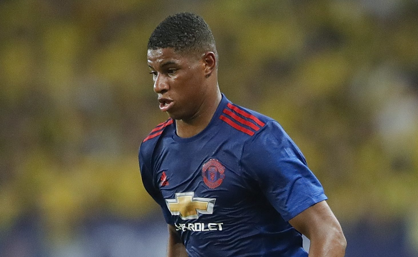 Marcus Rashford of Manchester United (Lintao Zhang/Getty Images)