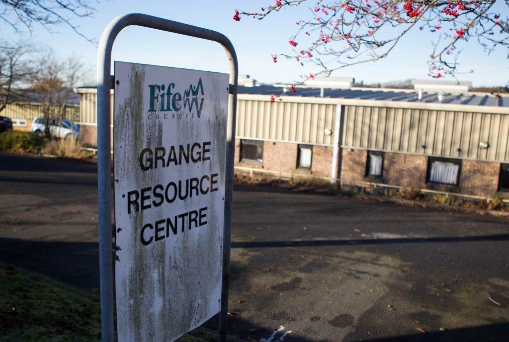 Grange Resource Centre in Dunfermline