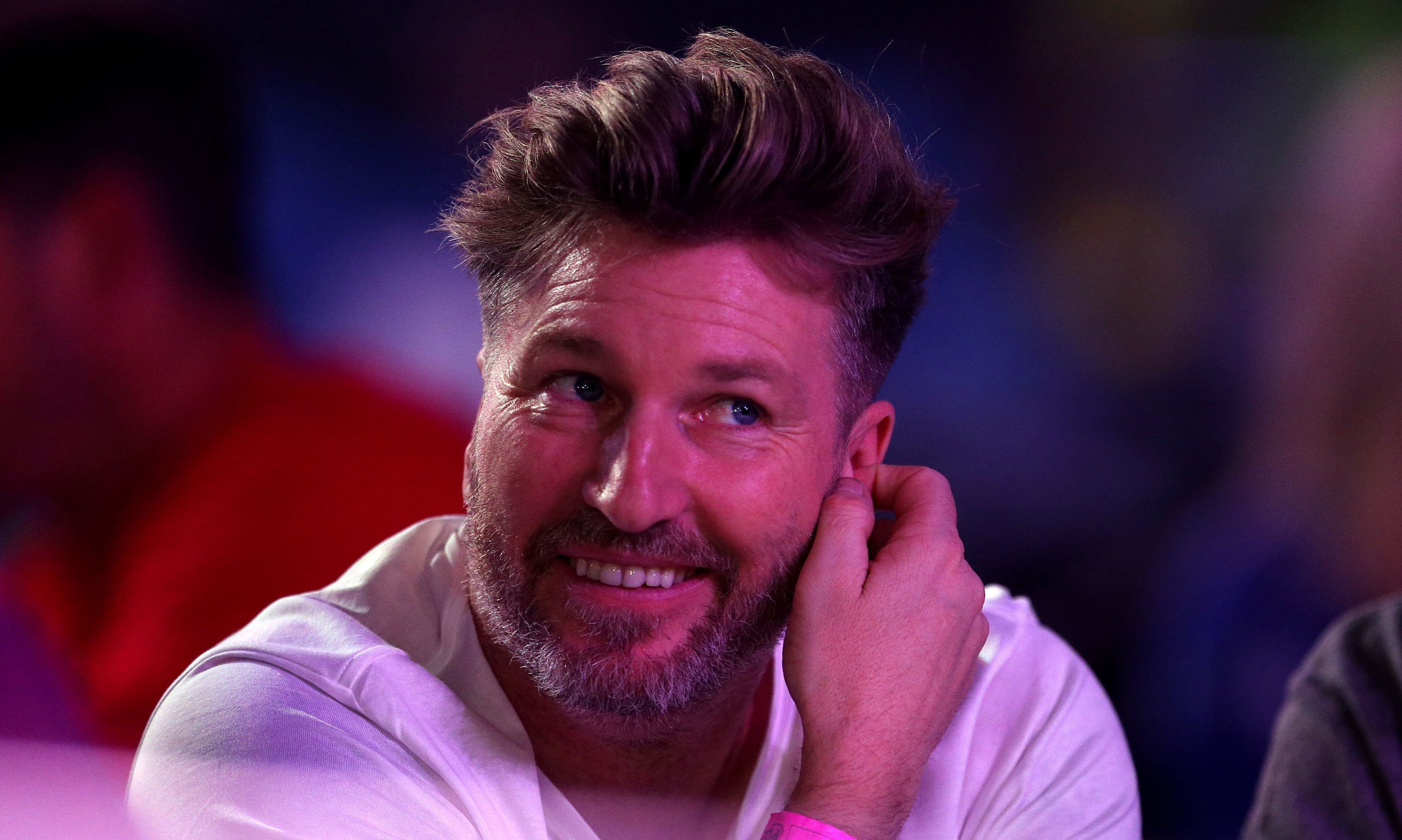 Ex footballer Robbie Savage (Steven Paston/PA Wire)