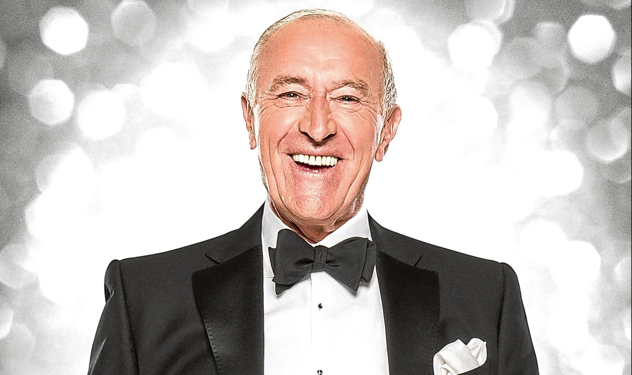 Strictly's Len Goodman (PA Photo/BBC/Ray Burmiston)