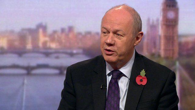 Damien Green (BBC)