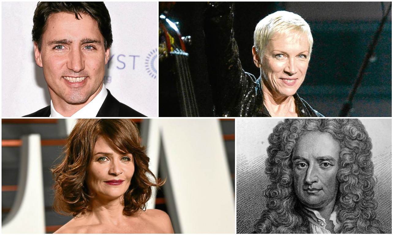 These famous faces were born on December 25th