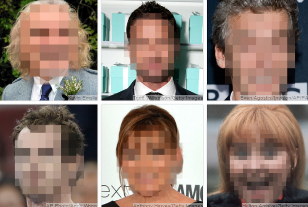 Can you identify the Scots we've pixelated?