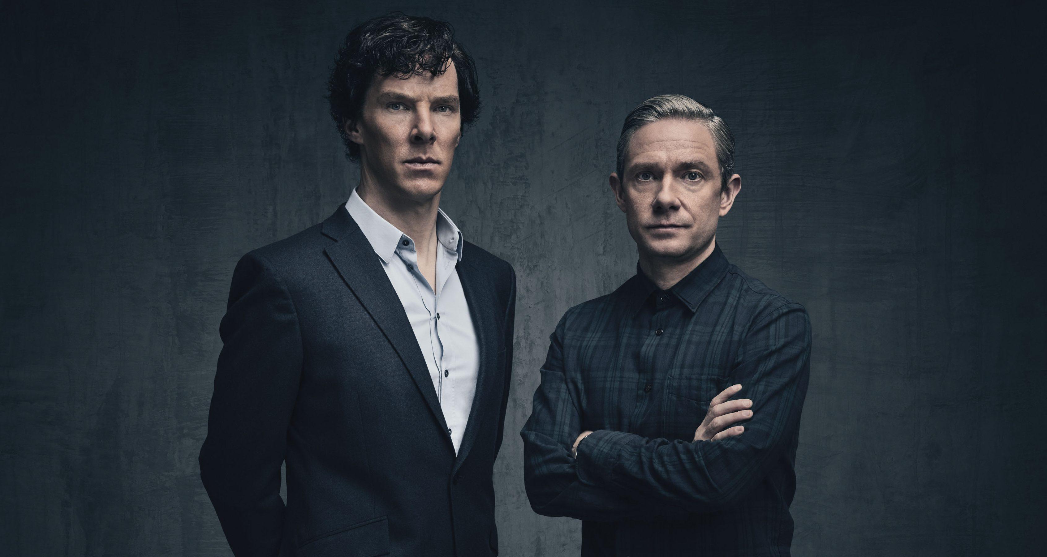 The final part to Sherlock season 4 will be shown on Sunday 15th January at 9pm (Hartswood Films; Todd Antony)