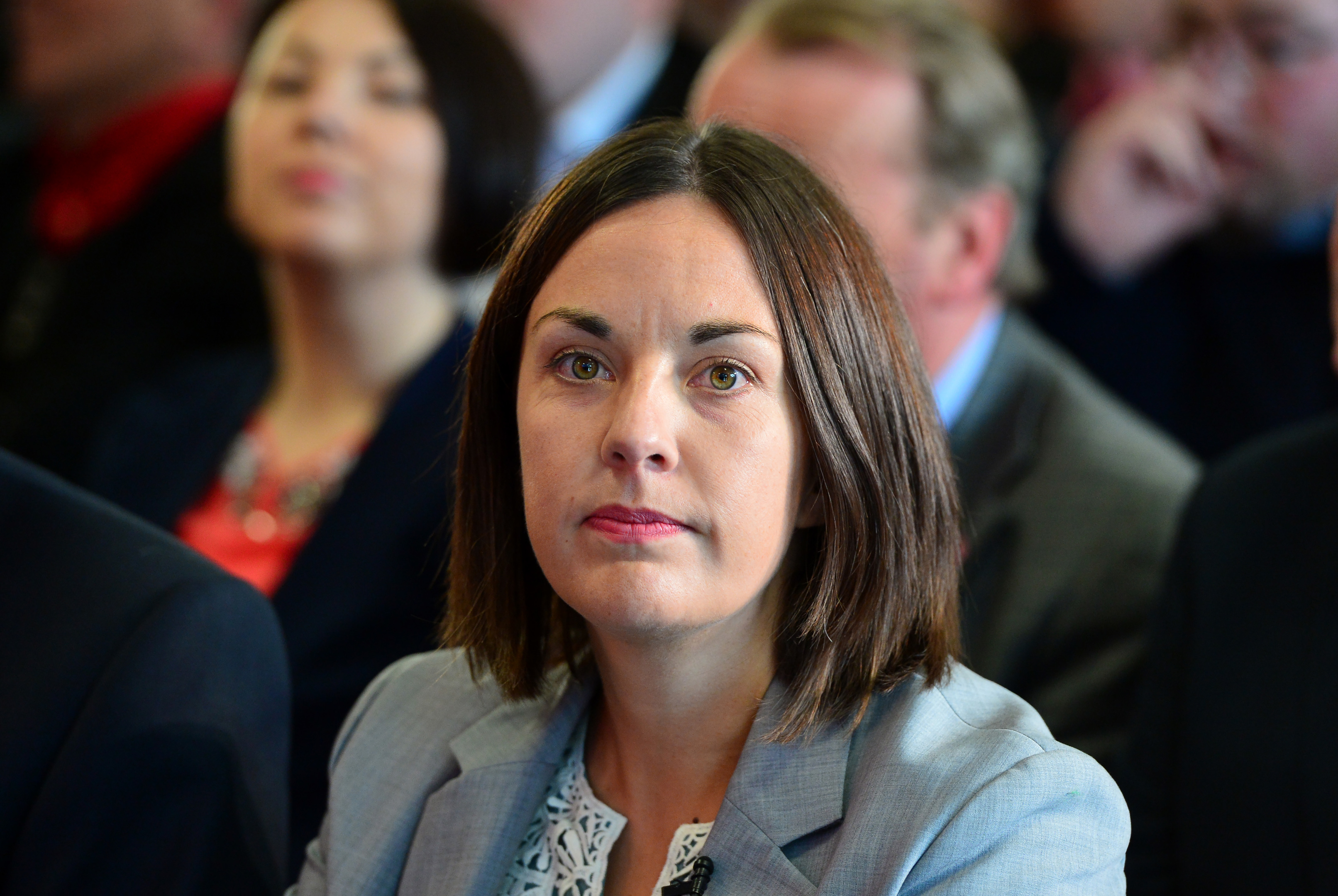 Scottish Labour Leader Kezia Dugdale (Mark Runnacles/Getty Images)