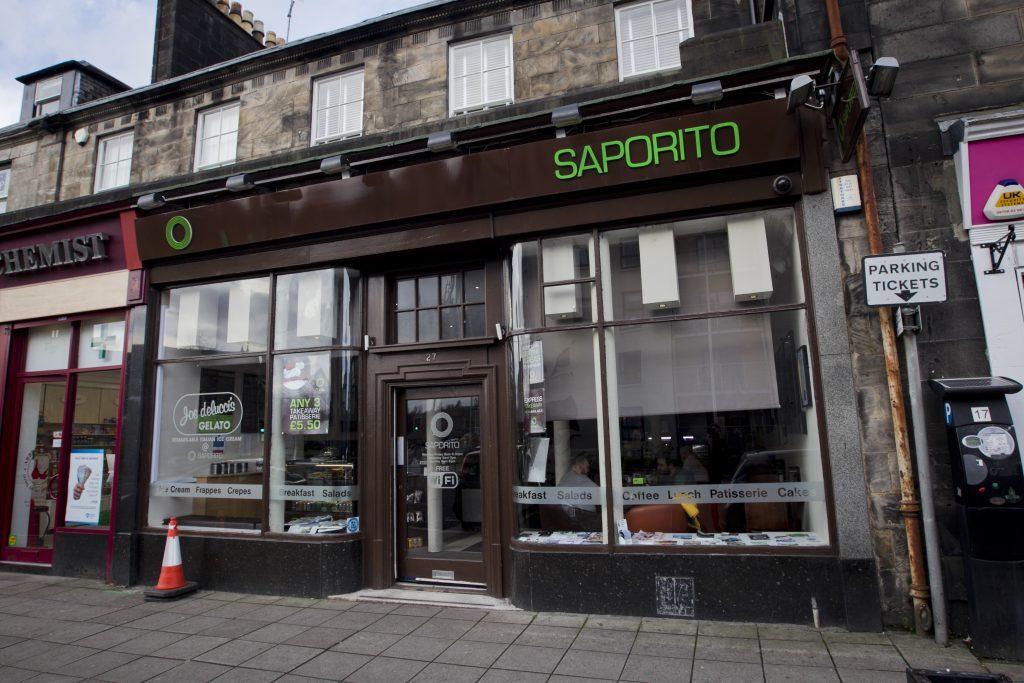 Saporito (Andrew Cawley / DC Thomson)