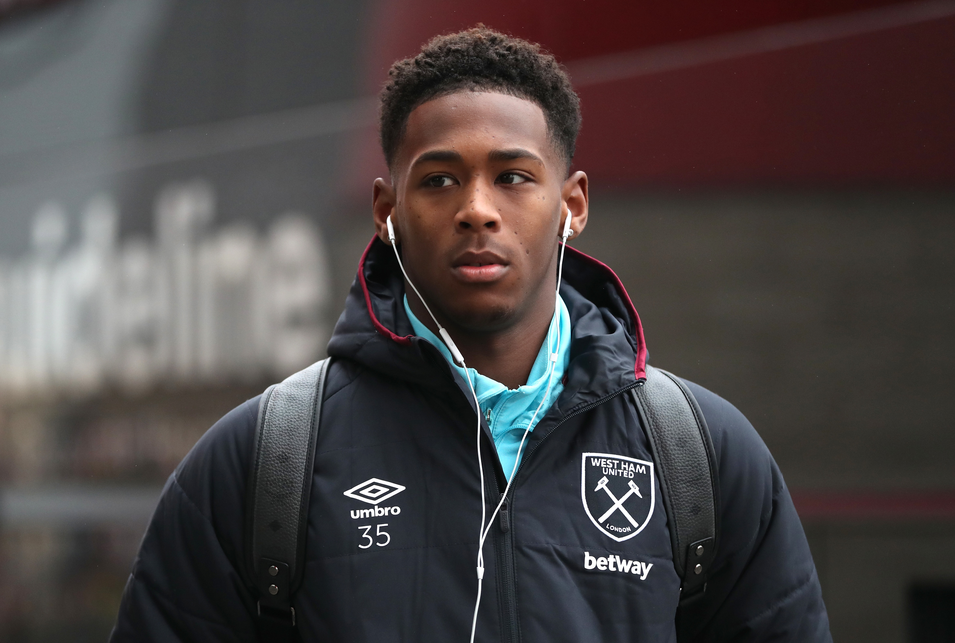 Reece Oxford (Ian MacNicol/Getty Images)