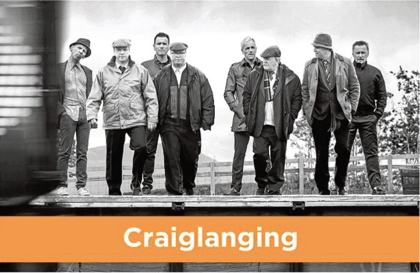 Jack and Victor have been given the Trainspotting treatment by Nial Smith (NialSmith.co.uk)