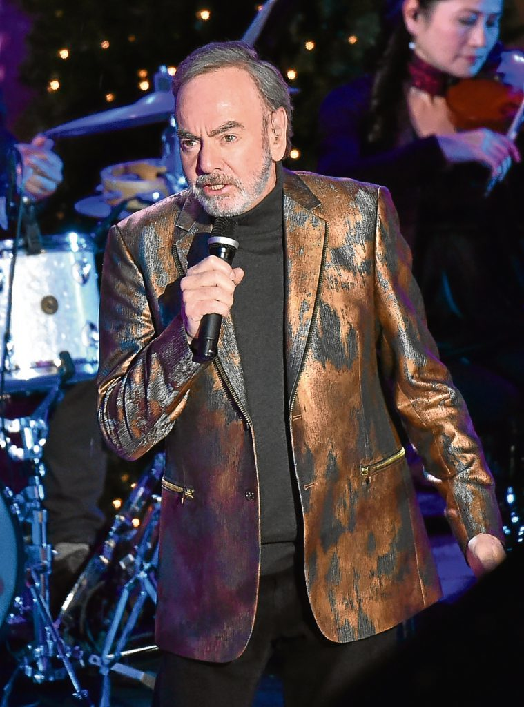 Neil Diamond (Getty Images)