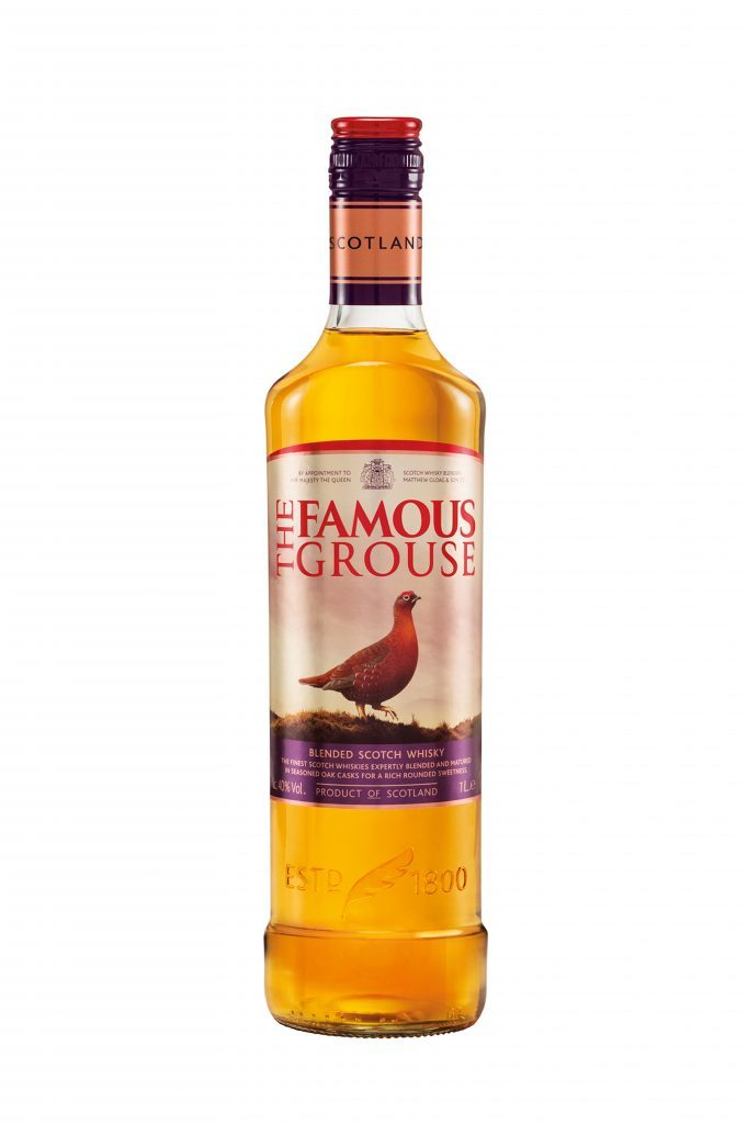 The Famous Grouse teamed up with bird protection charity RSPB in 2008 to support the endangered animals and reached its fundraising milestone earlier this month. (Famous Grouse/PA Wire) NOTE TO EDITORS: This handout photo may only be used in for editorial reporting purposes for the contemporaneous illustration of events, things or the people in the image or facts mentioned in the caption. Reuse of the picture may require further permission from the copyright holder.