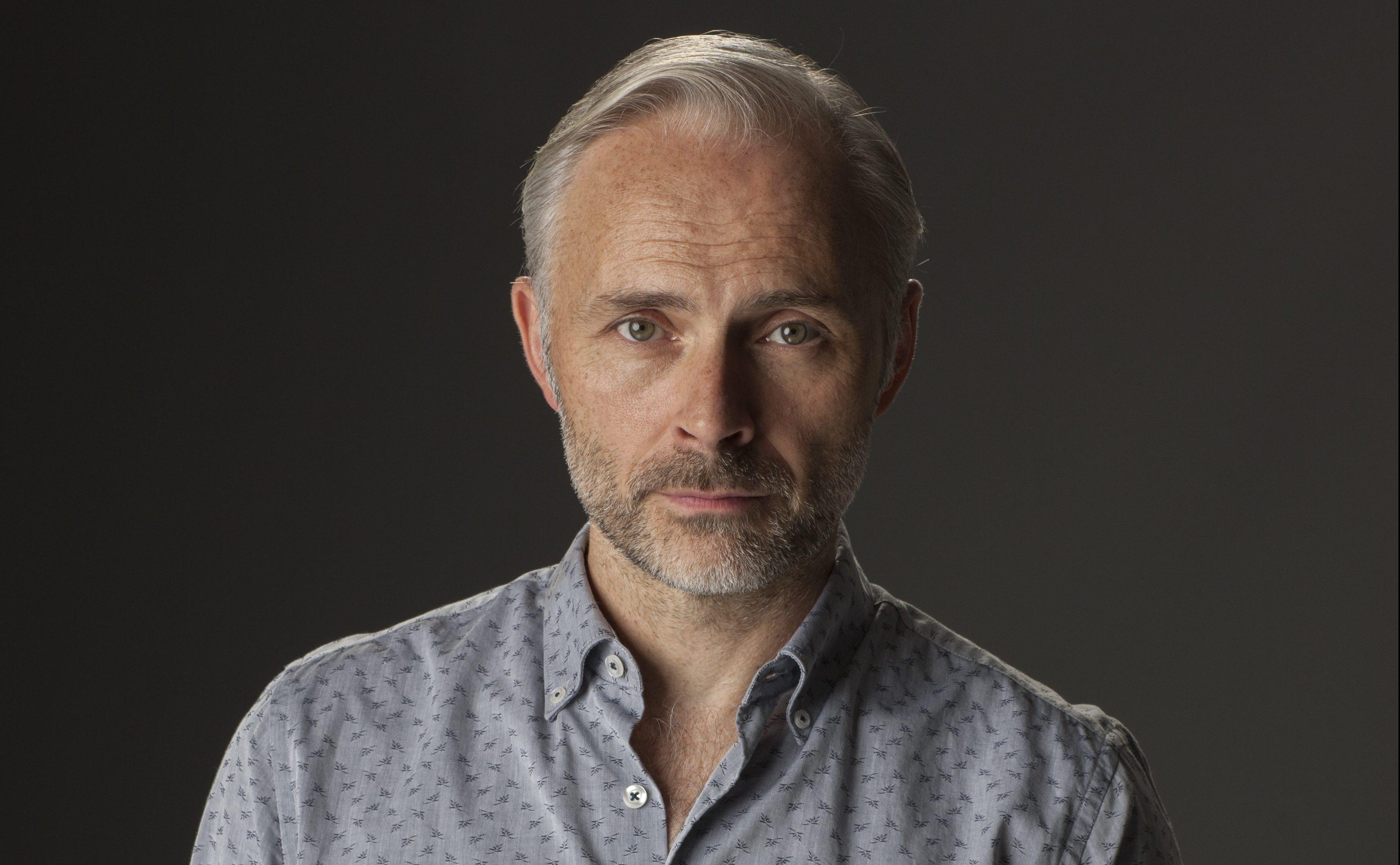 Mark Bonnar in Unforgotten (ITV)