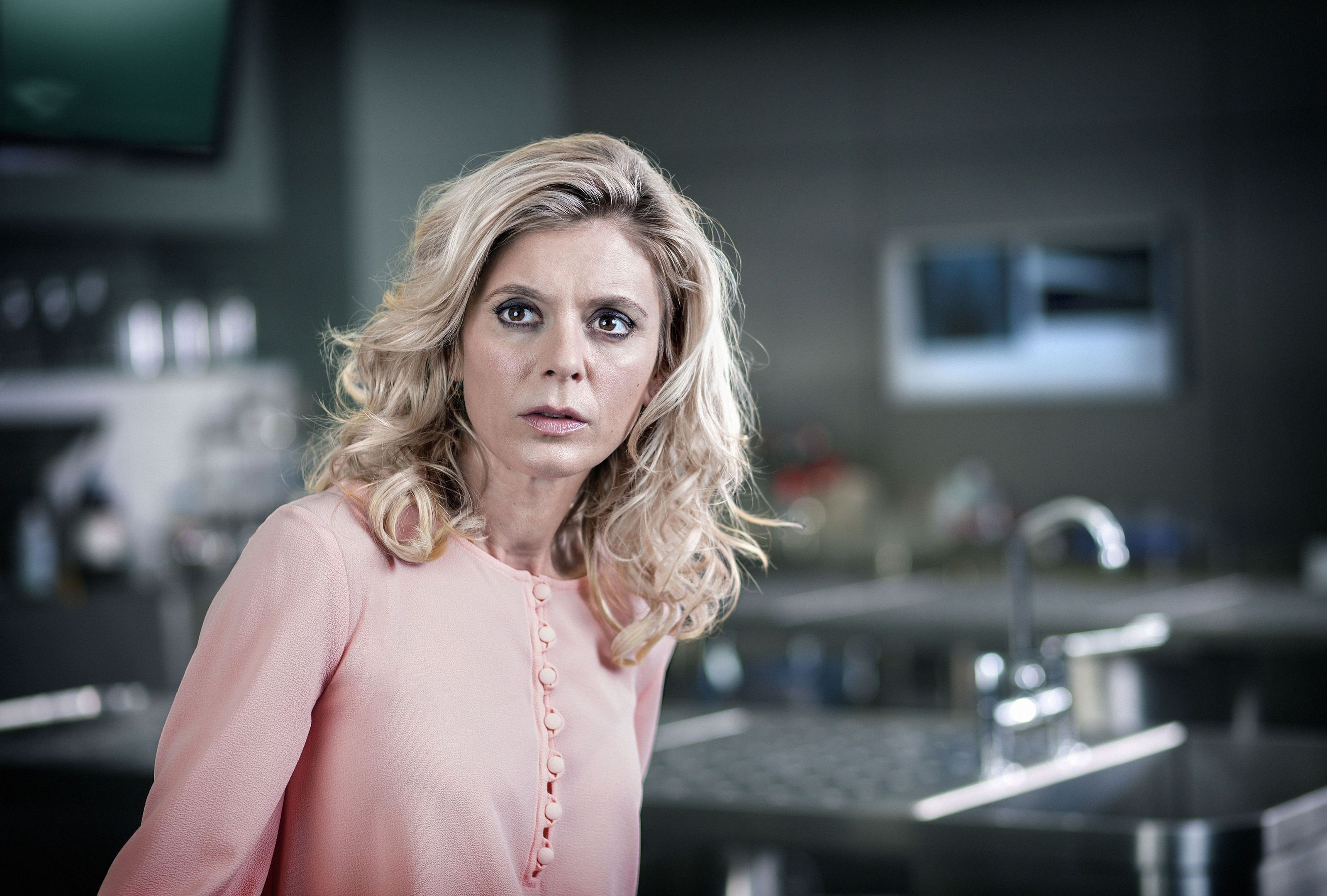 Emilia Fox as Nikki in Silent Witness (PA Photo/BBC/Jonathan Ford