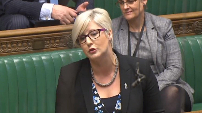 SNP MP Hannah Bardell (PA)