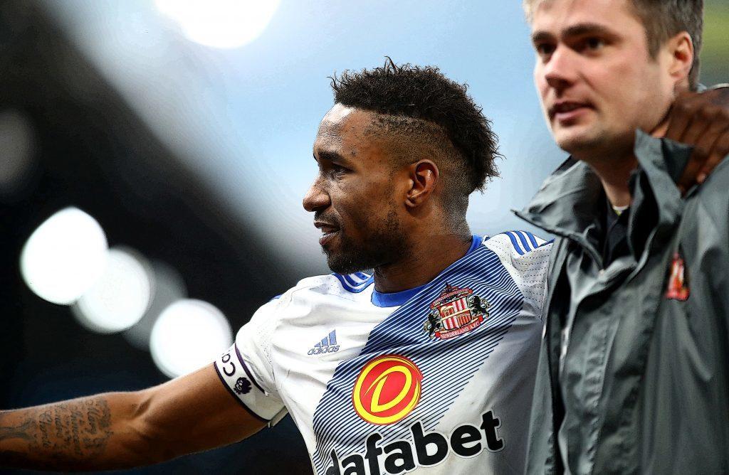 Jermaine Defoe of Sunderland (Dean Mouhtaropoulos/Getty Images)