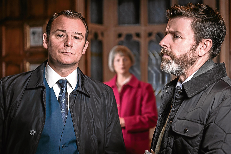 Andrew Lancel in Coronation Street (ITV)